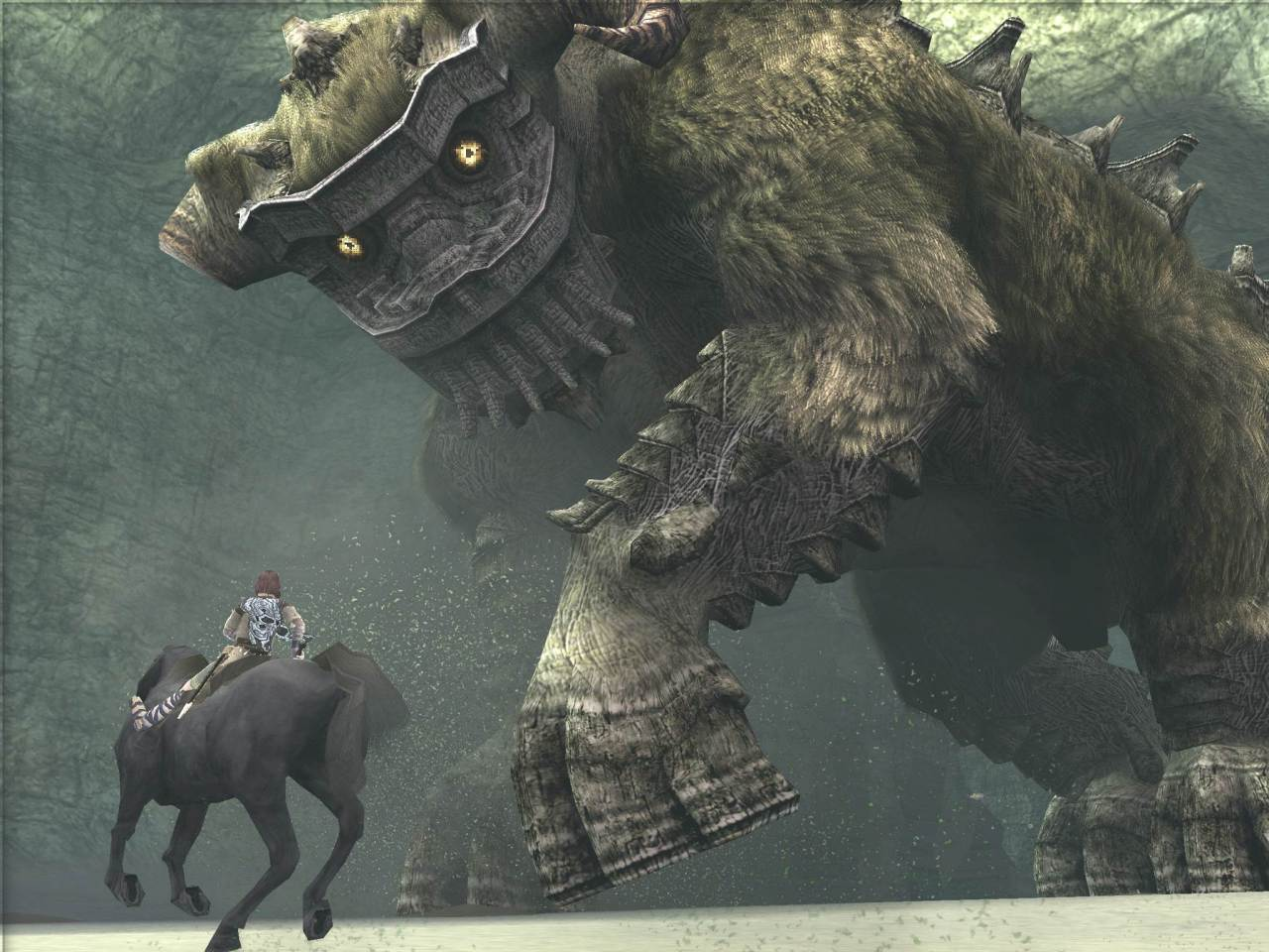 Acclaimed videogame Shadow of the Colossus finally coming to the big screen | Blastr