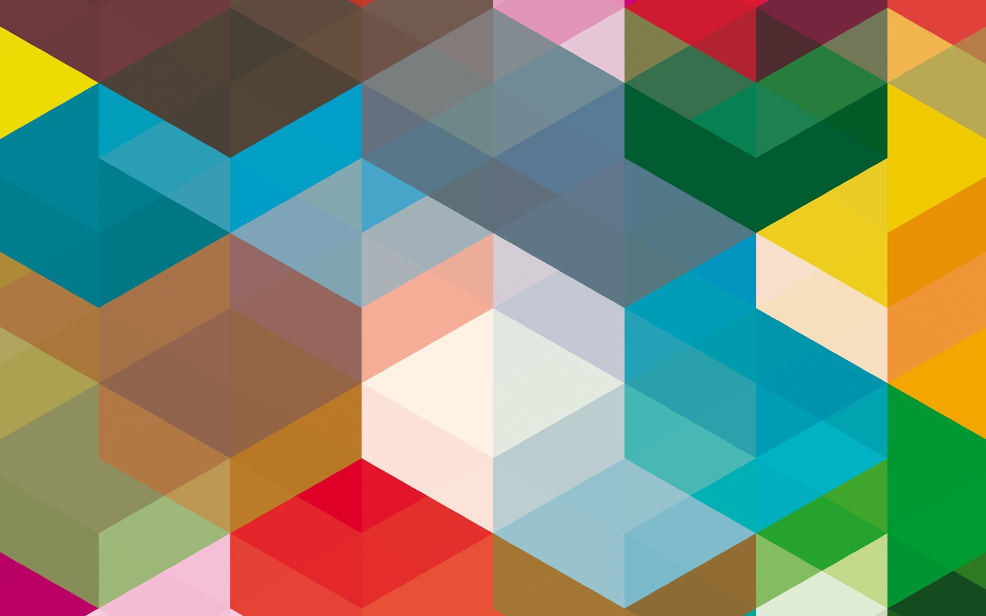 Shapes Wallpaper