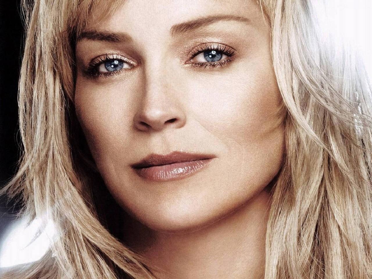 Sharon Stone — Stock Image