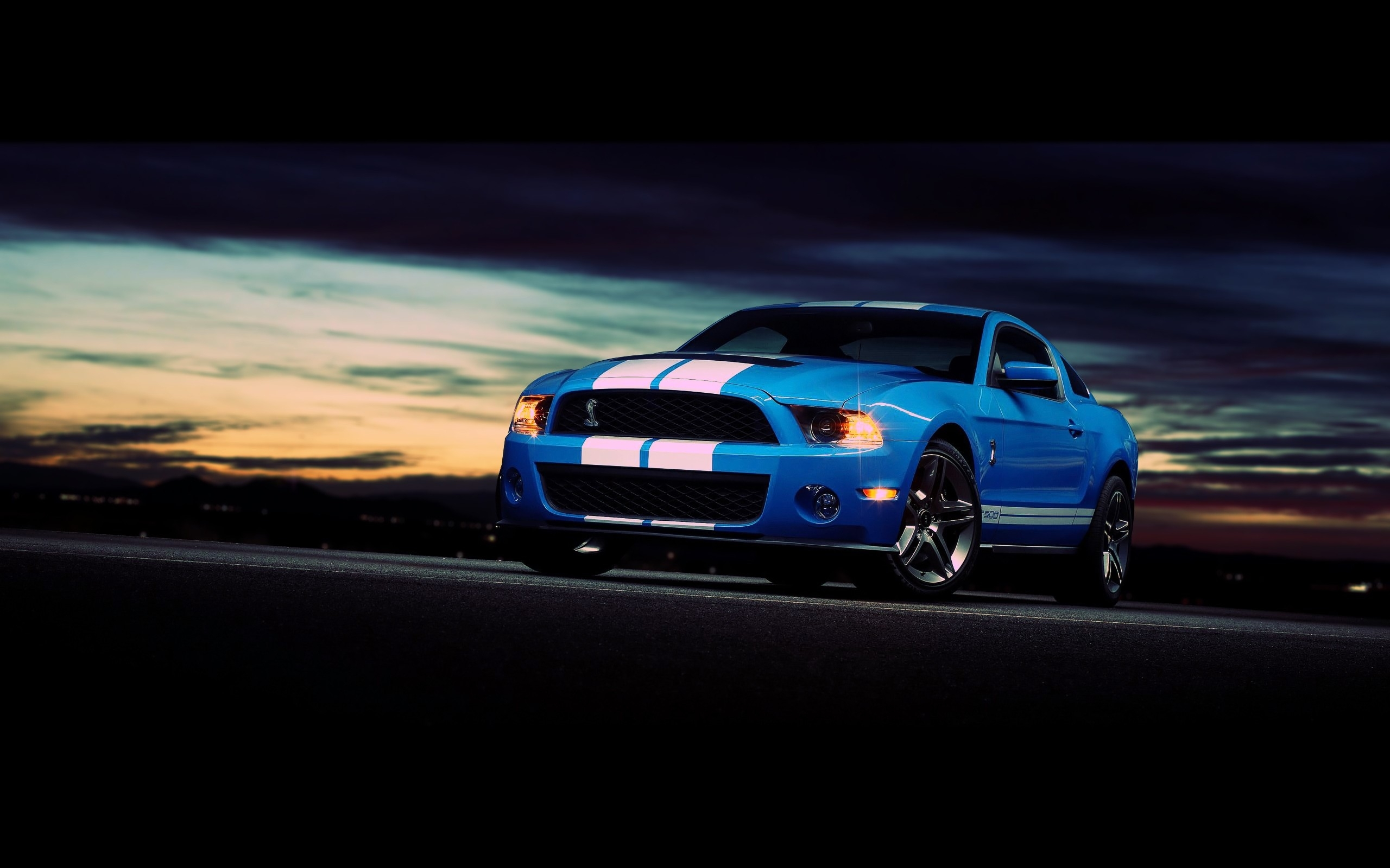 HD Wallpaper | Background ID:396443. 2560x1600 Vehicles Ford Mustang Shelby GT500