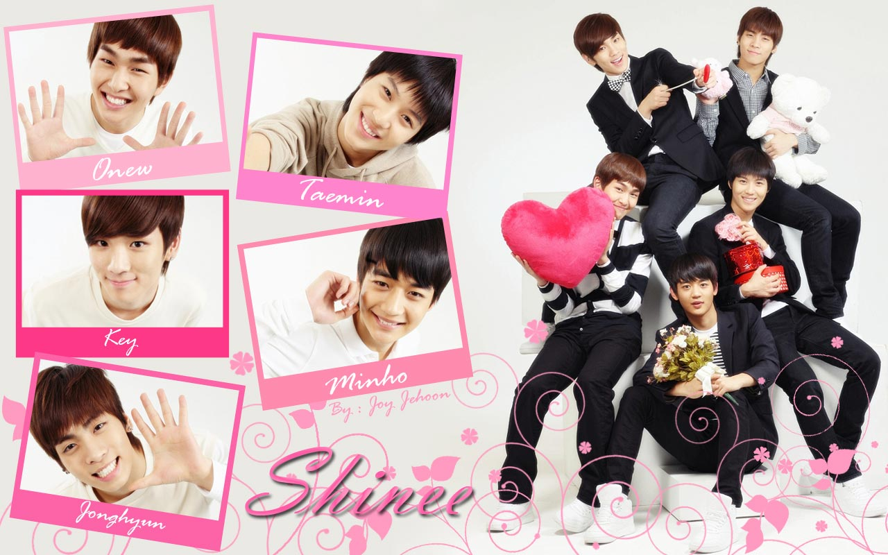 SHINee | SHINEE Band Korean Photo Wallpaper | SHINEE Band Korean Desktop ... | I love kpop | Pinterest