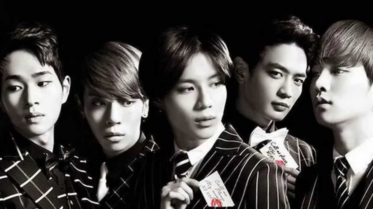 SHINee to release new Japanese single 'Your Number'