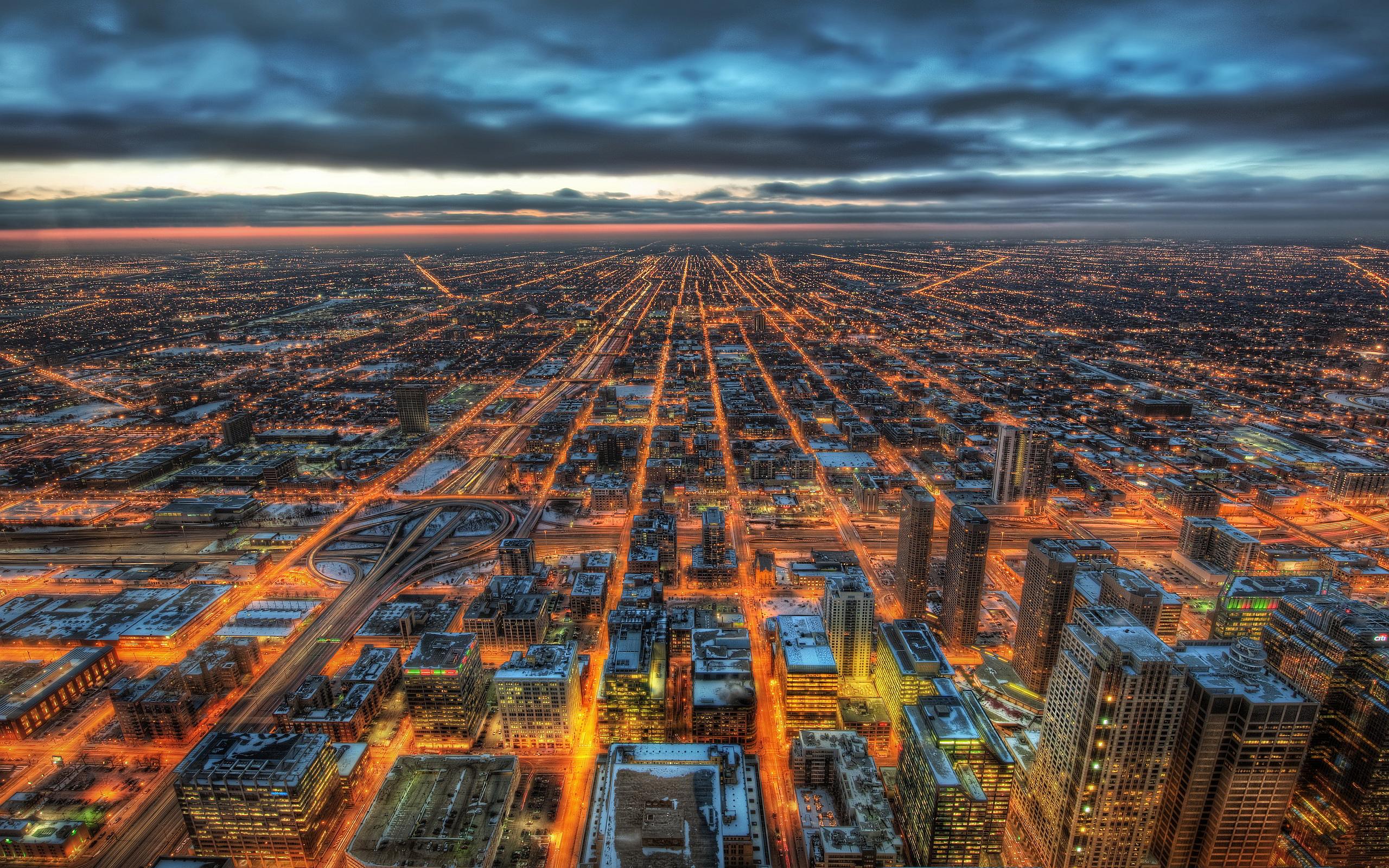 Shining chicago
