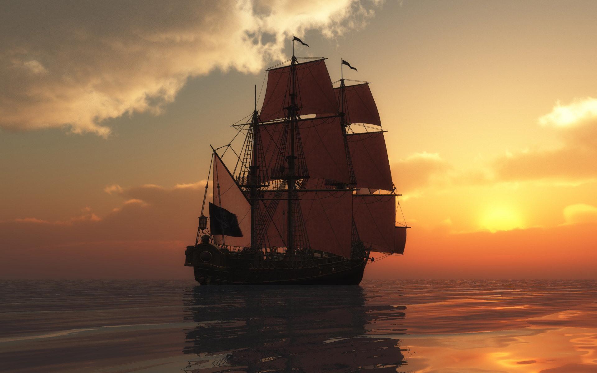 Ship Background 28891 1920x1200 px