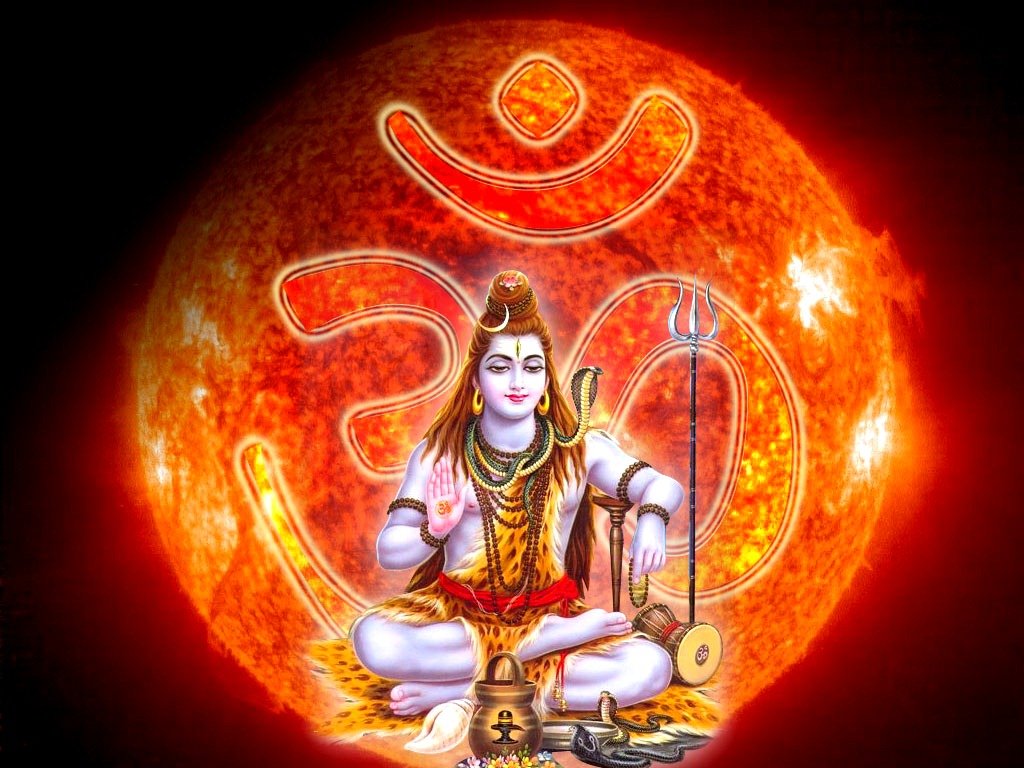 Yama prays Shiva