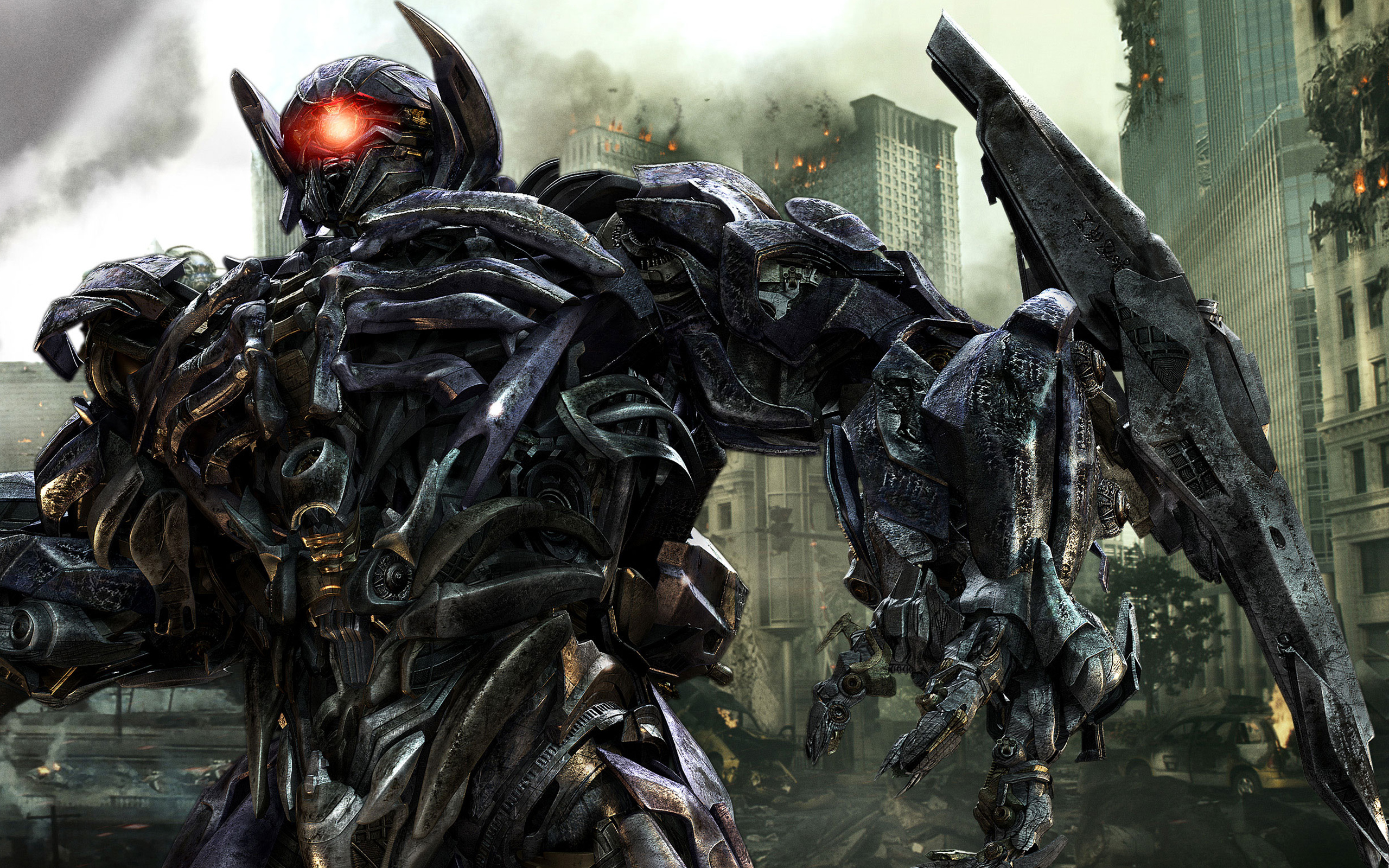 Shockwave in Transformers 3. «