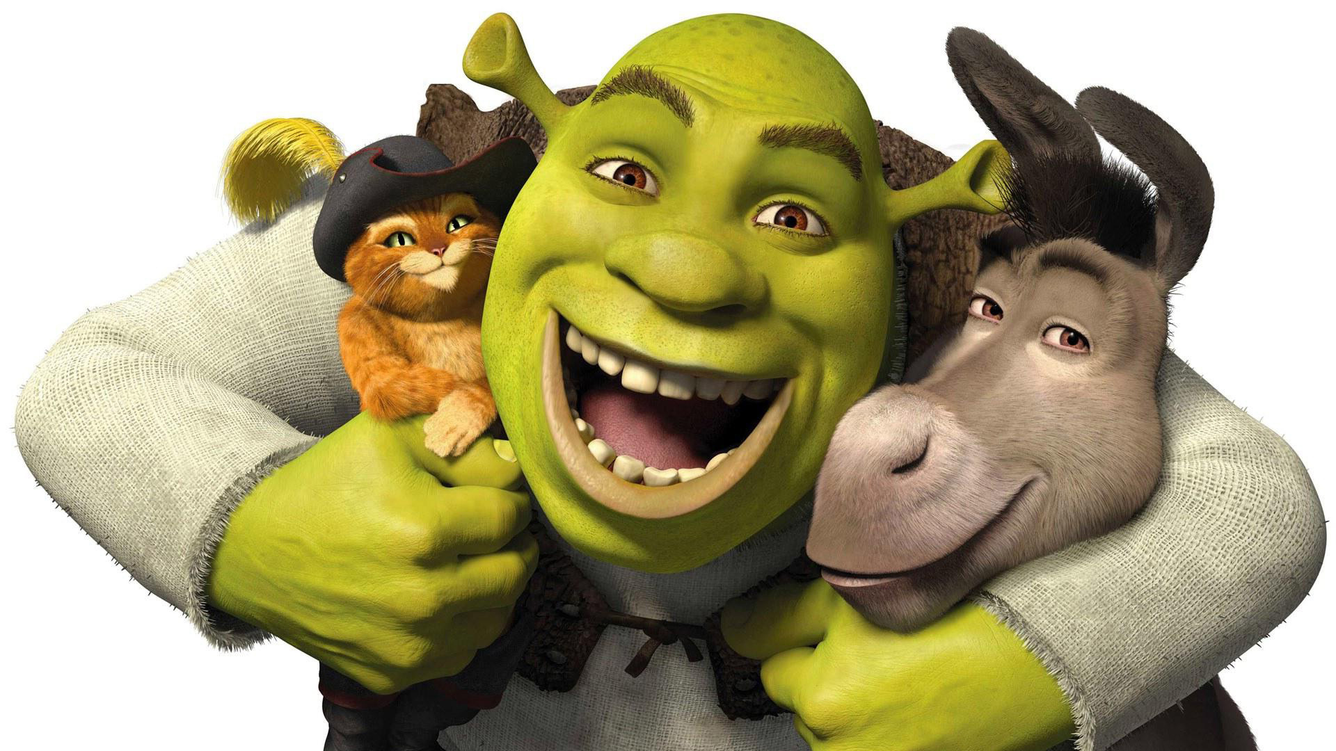 Shrek Wallpaper 1920x1080 61225