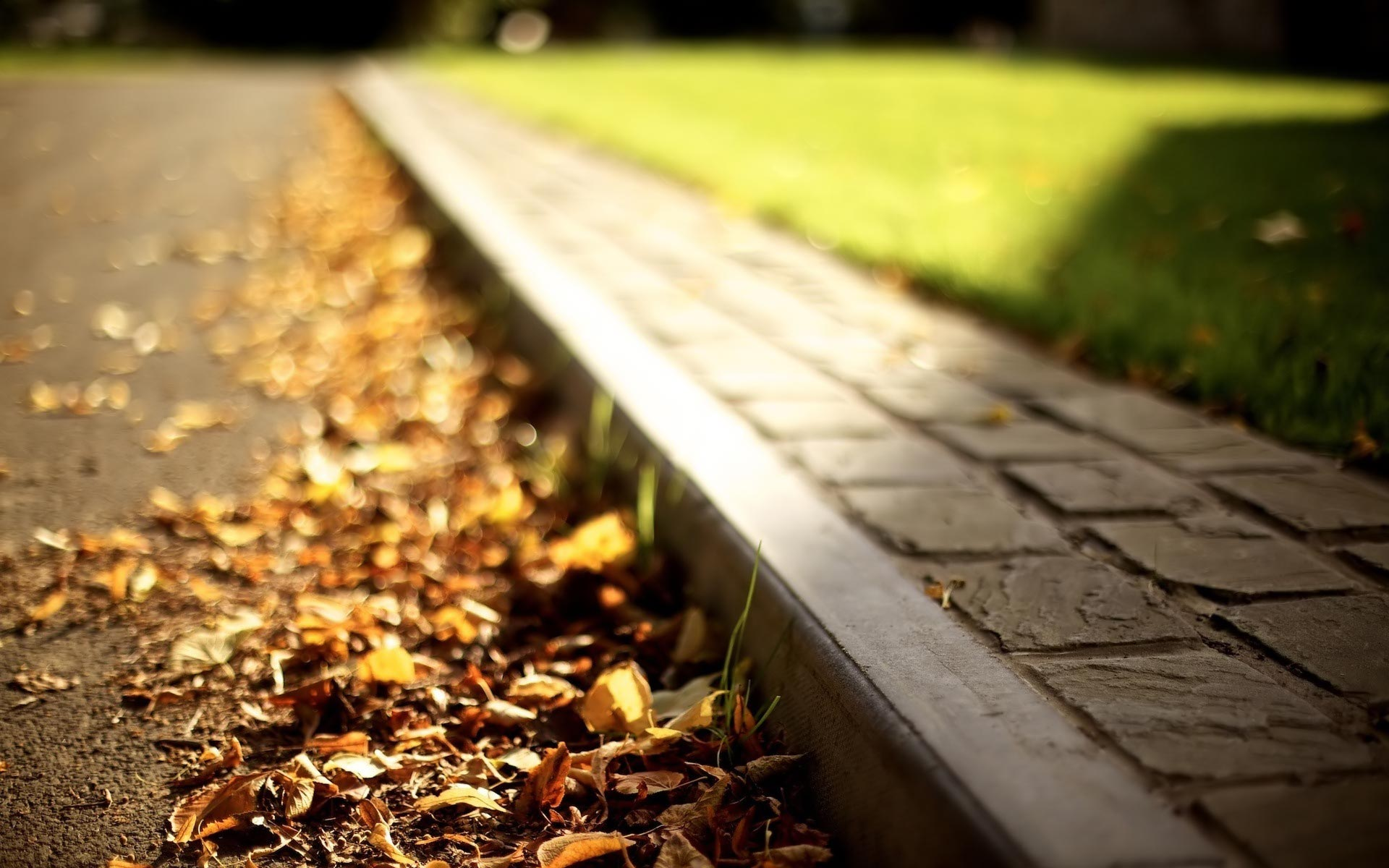 Sidewalk Wallpaper HD