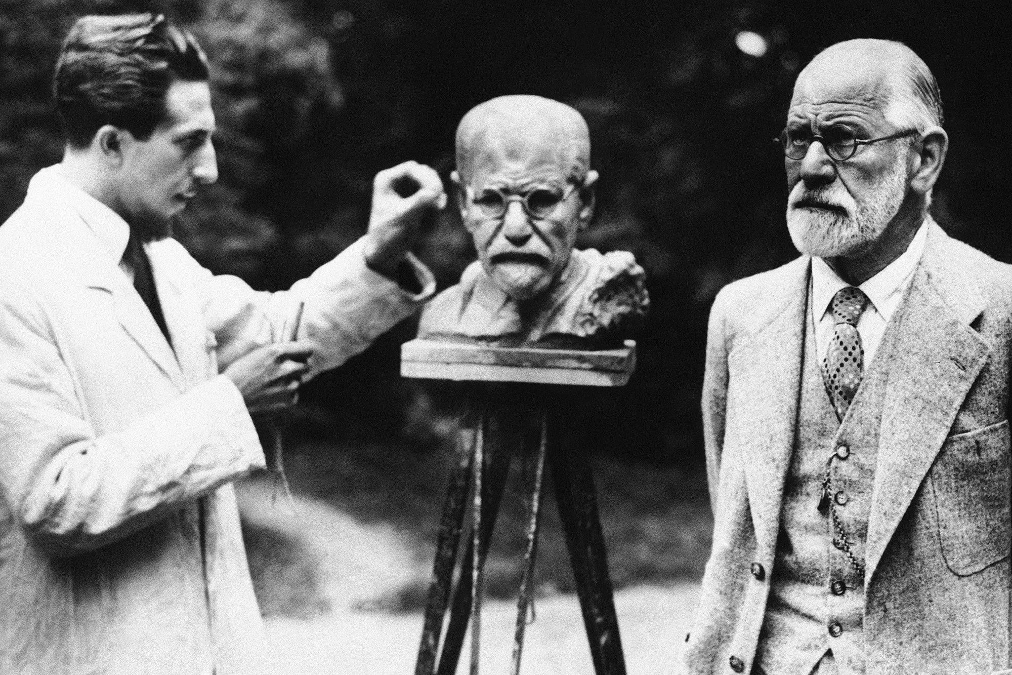 the notable works of sigmund freud in psychology Sigmund freud is examined in historical context of psychoanalysis, the field of psychiatry and psychology and his connection to psychotic cats.