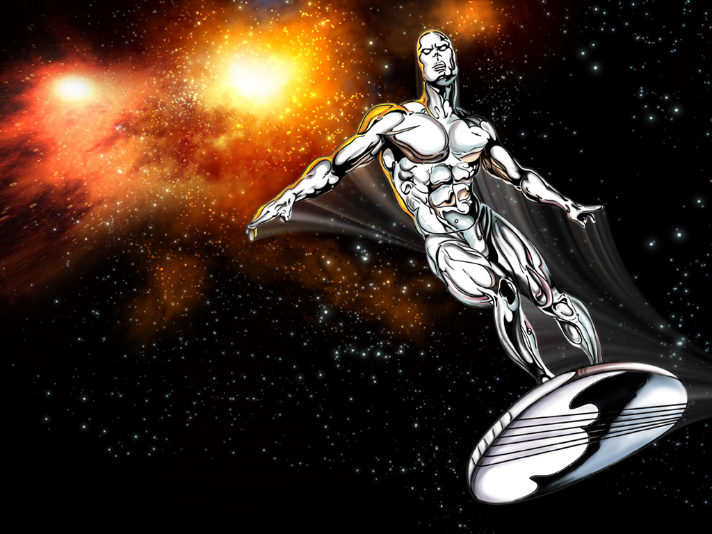 Silver Surfer; Silver Surfer Wallpaper ...