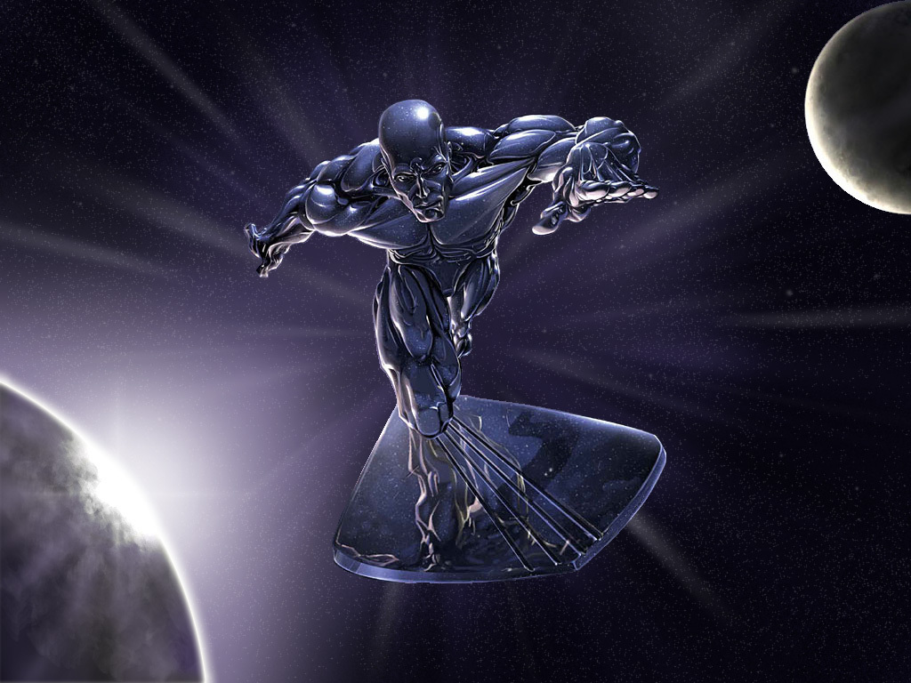 Silver Surfer Silver Surfer
