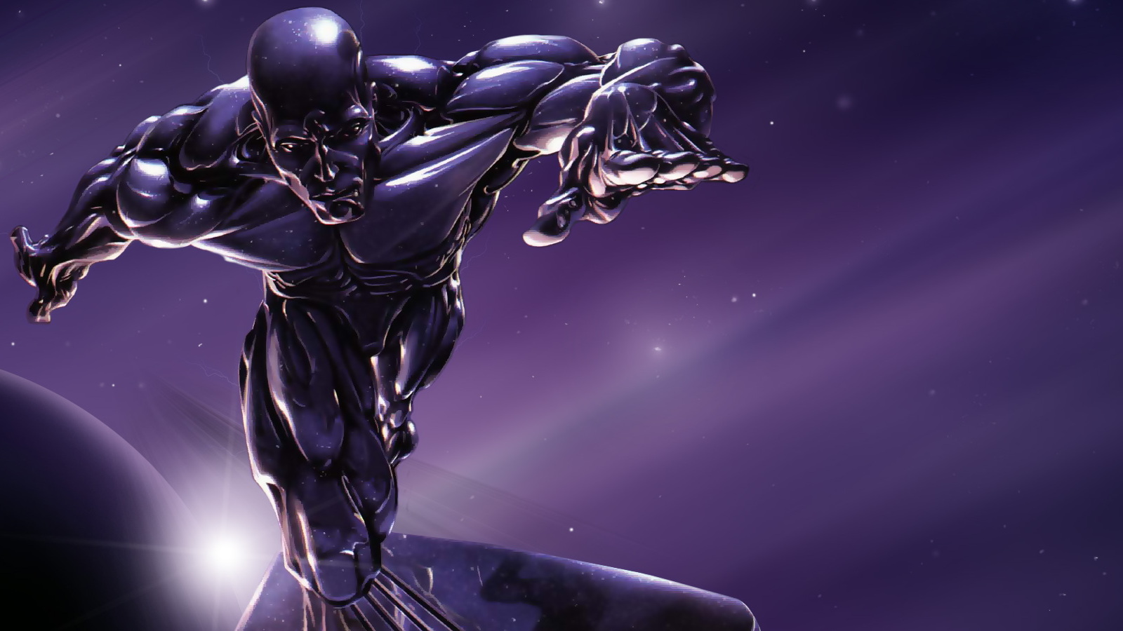 Silver Surfer Wallpaper 4713
