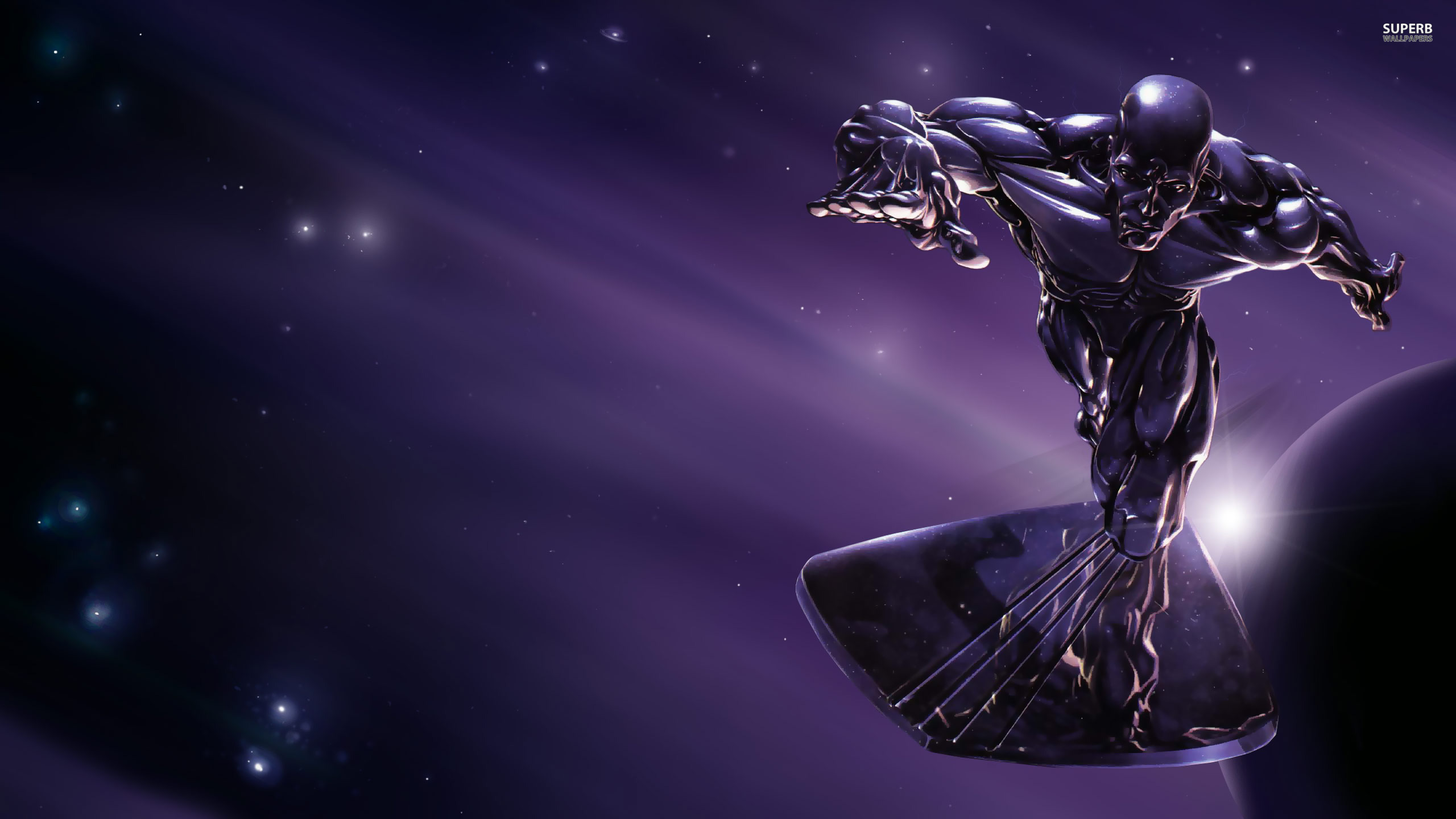 Fantastic 4: Rise of the Silver Surfer wallpaper 2560x1440