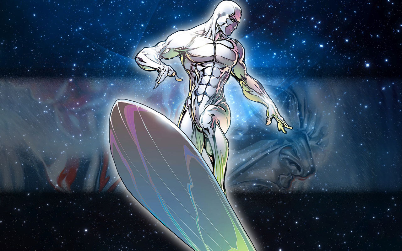 ... Silver Surfer Wallpaper ...
