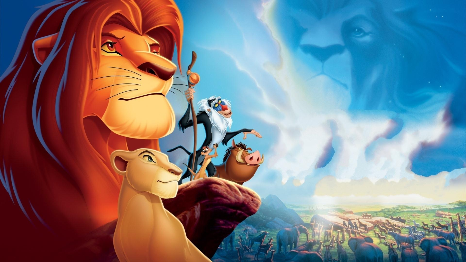 lion king simba and friends hd wallpapers
