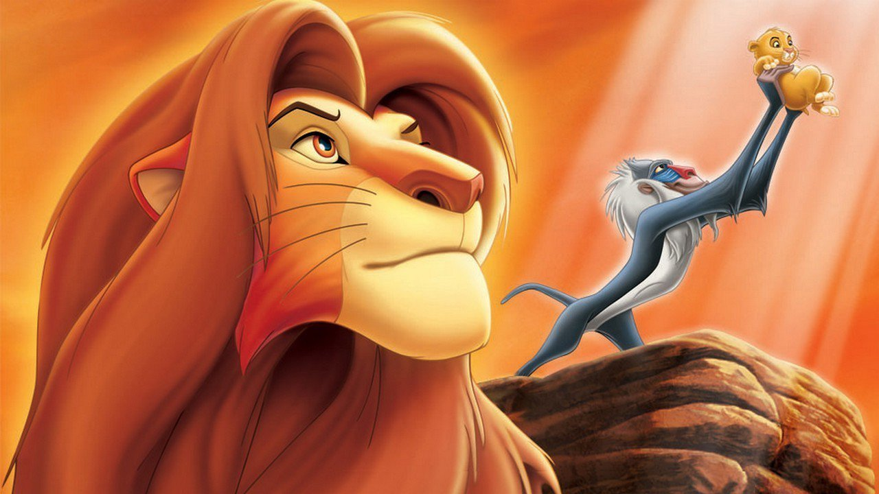 The Lion King Simba And Nala Meet Again