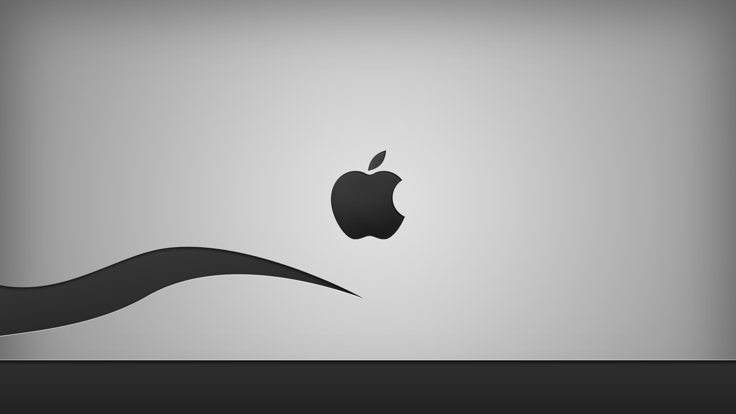 Simple iMac Wallpaper