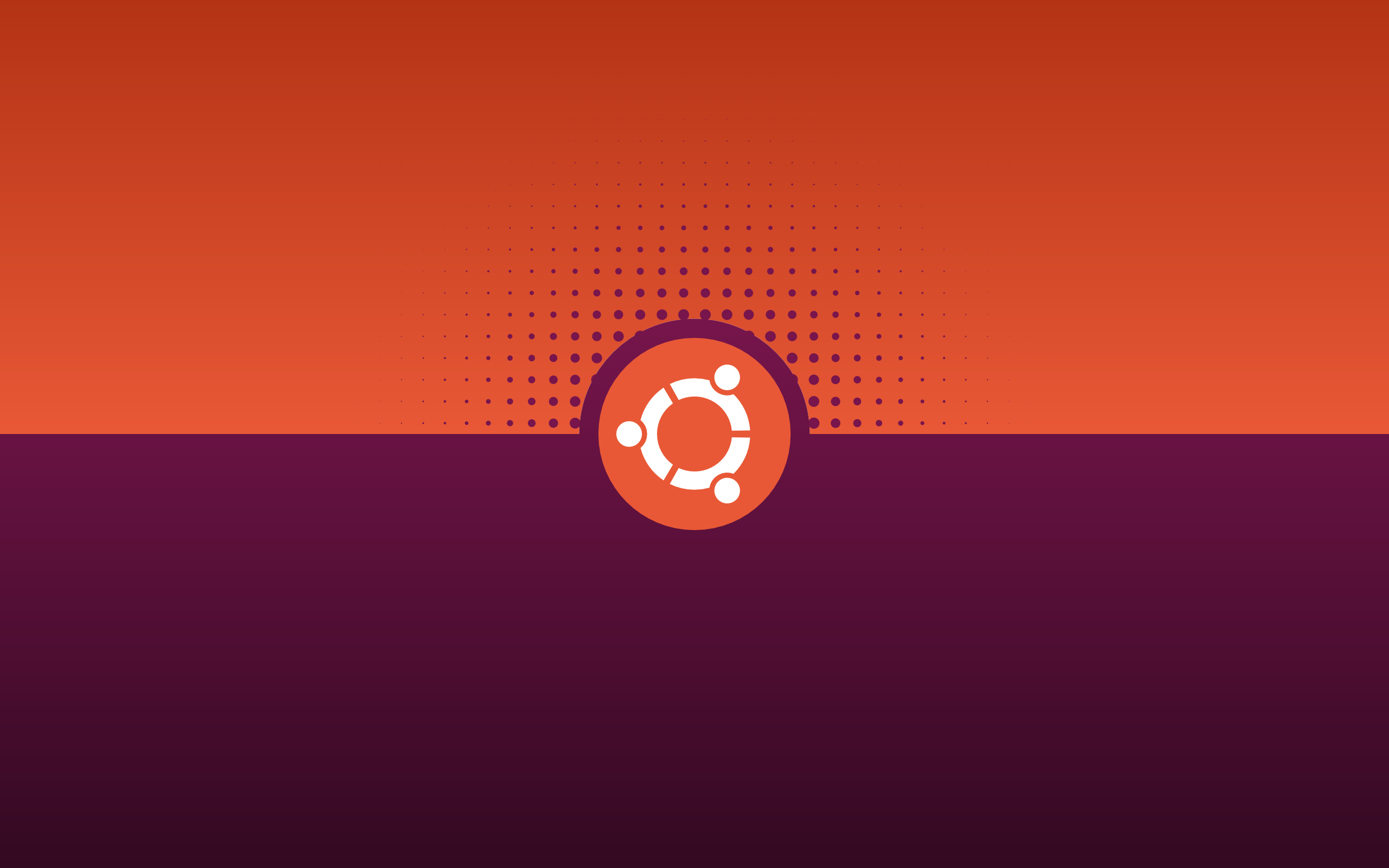 Simple Ubuntu Wallpaper
