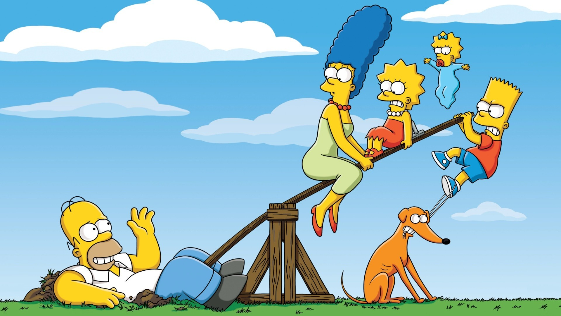 Simpsons Wallpaper #15
