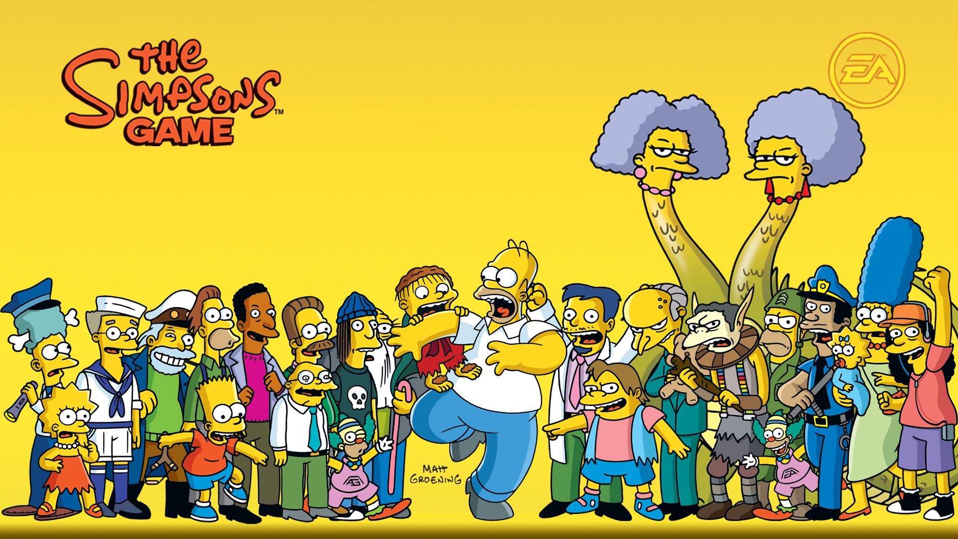 Simpsons Wallpaper #18