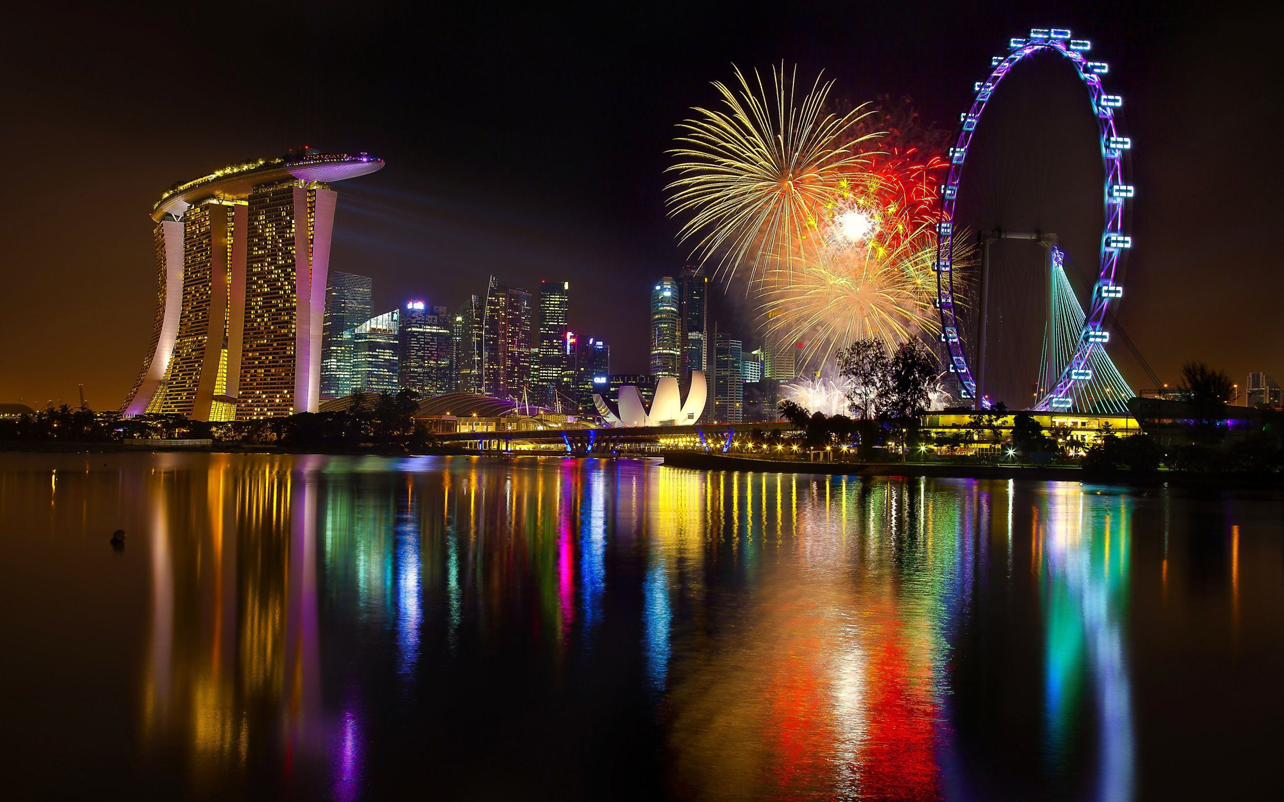 Looking for the best places to watch the Chinese New Year Fireworks 2015?