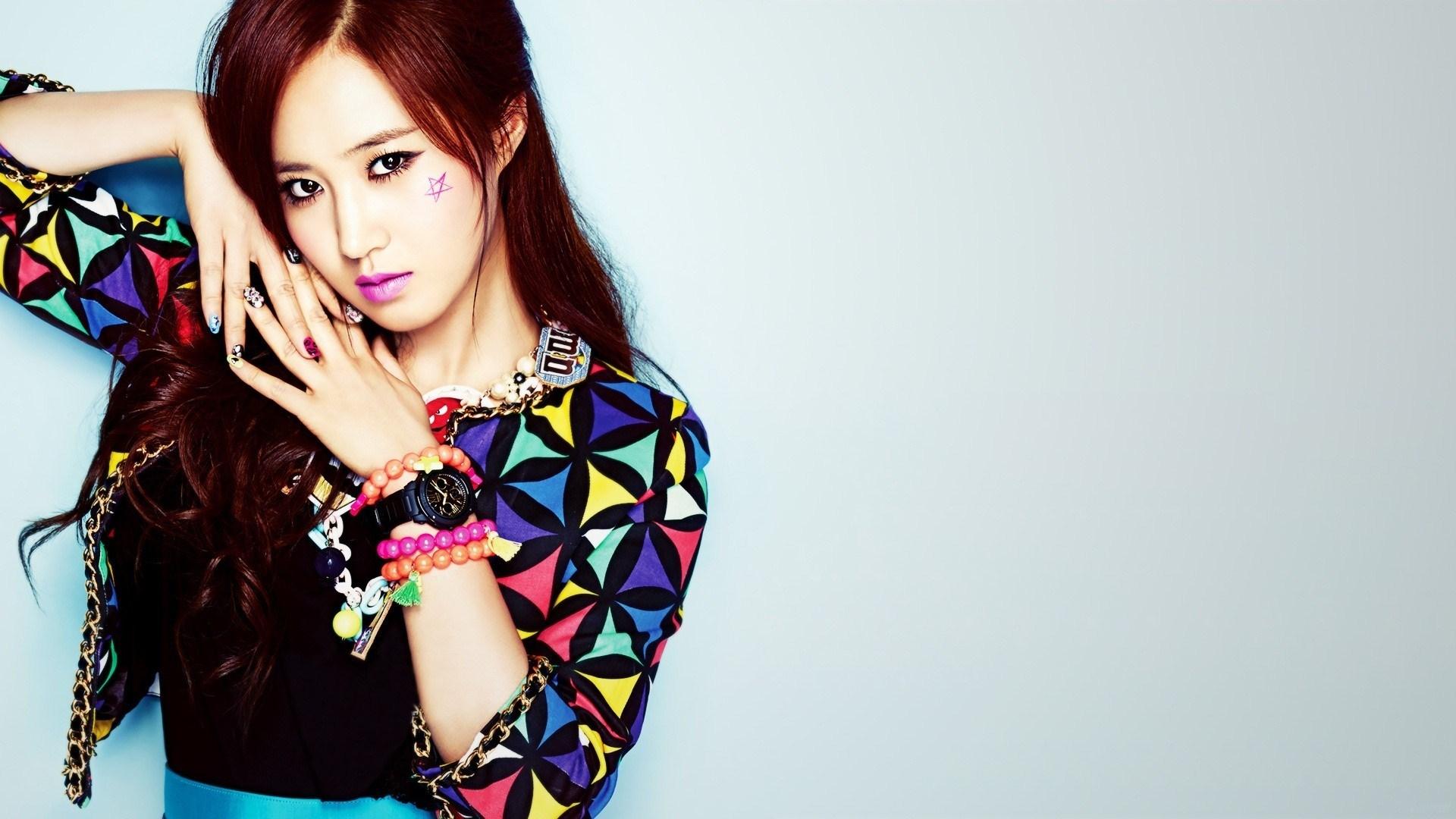 Singer Beauty Korean Girl