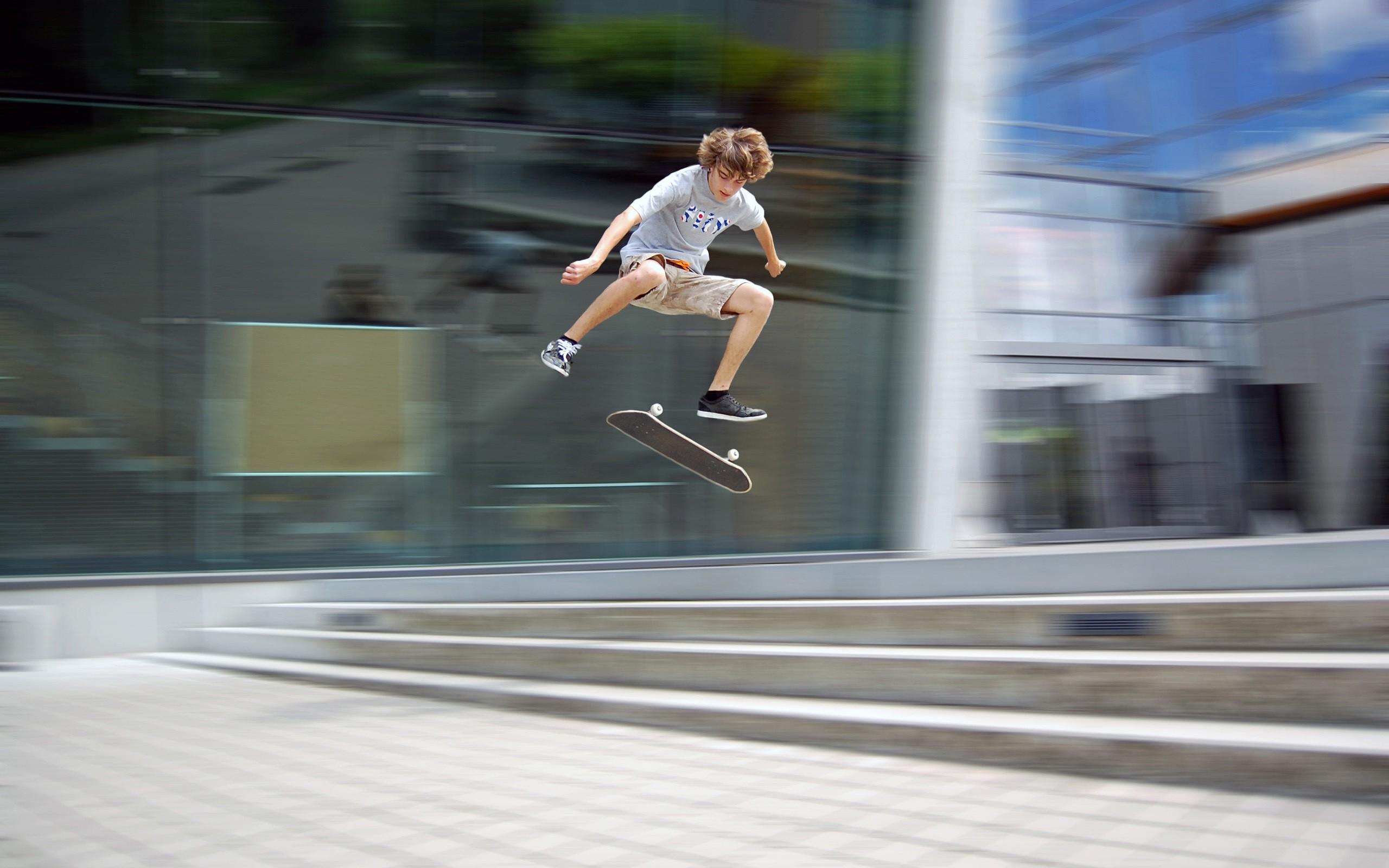 Skateboard Skills