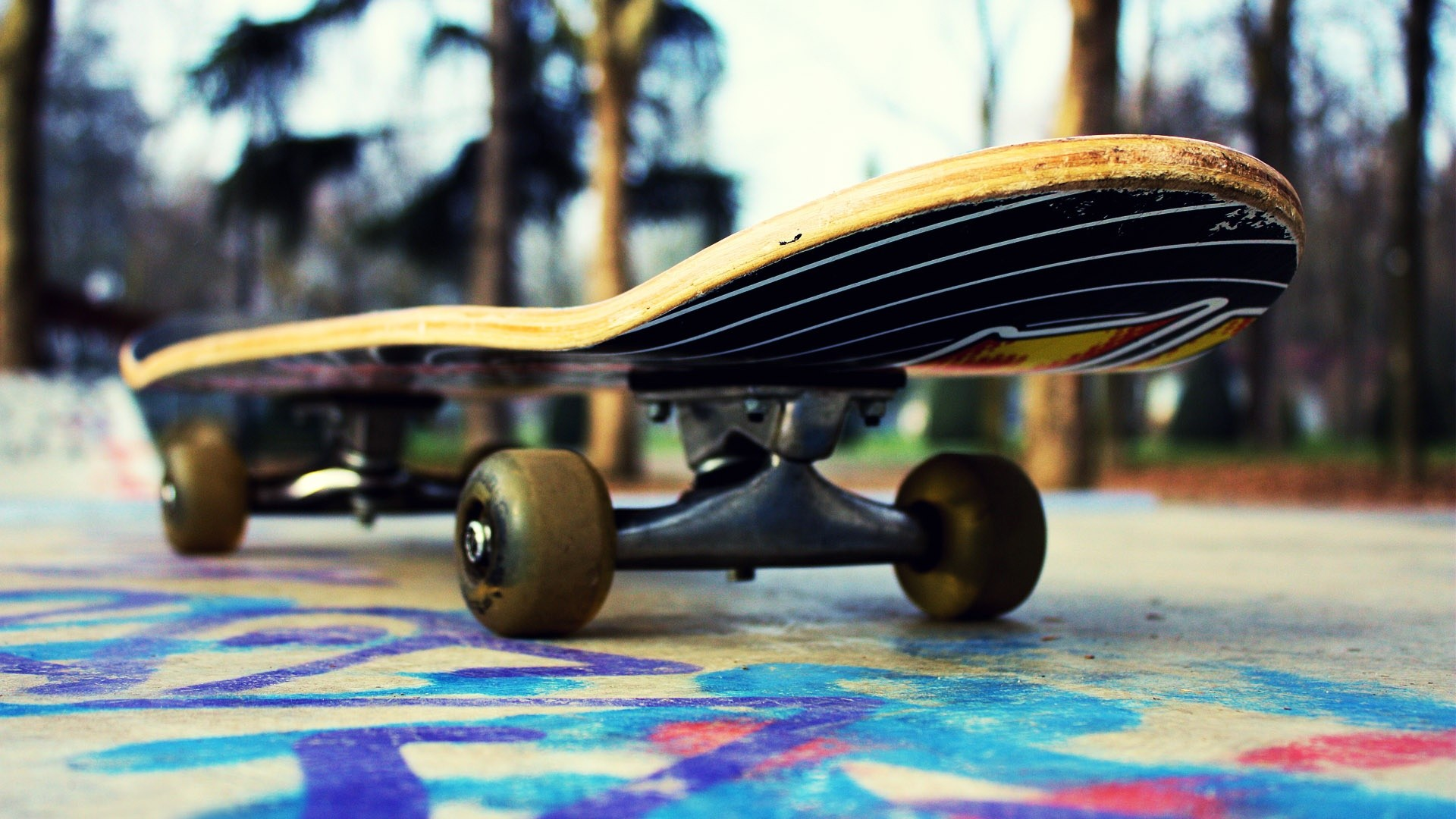 Skateboard Wallpaper