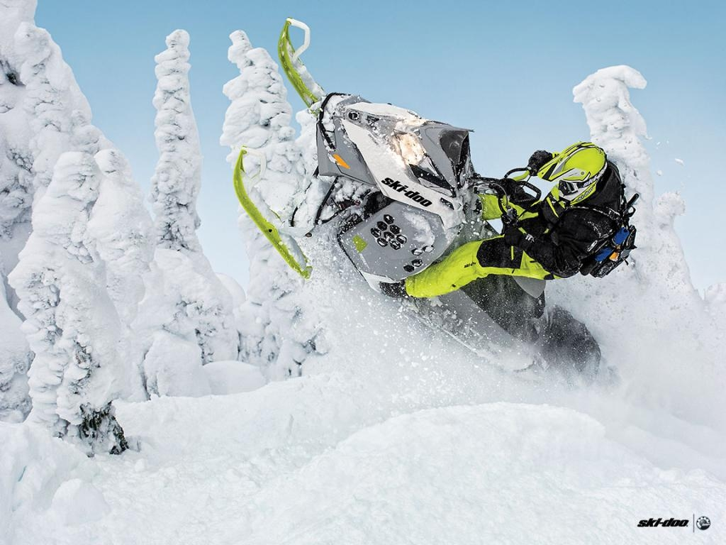 Ski Doo Wallpaper