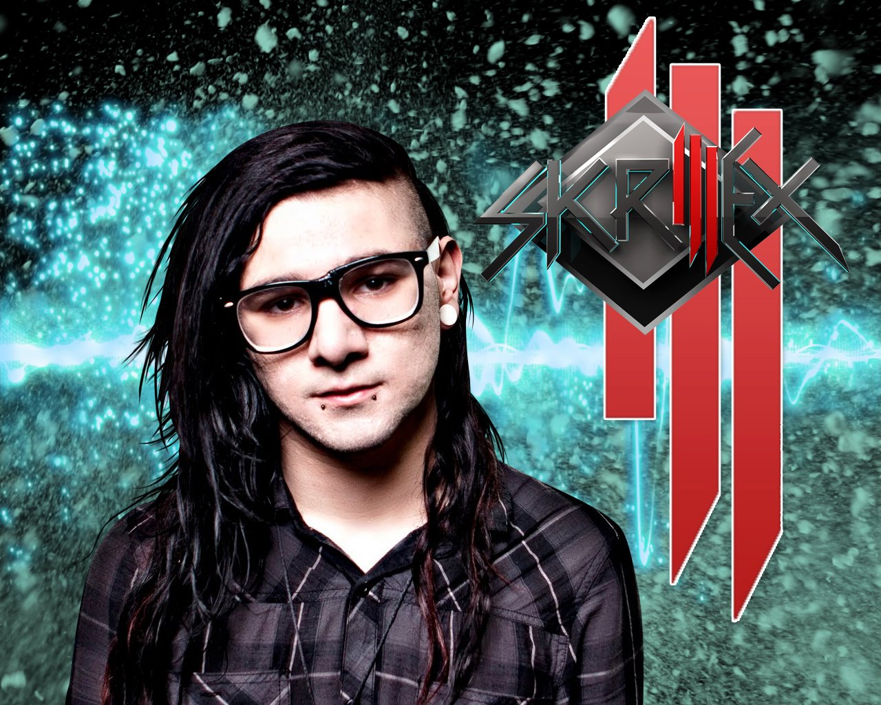 Images of 1280x1024 Skrillex 1600x900 - #SC