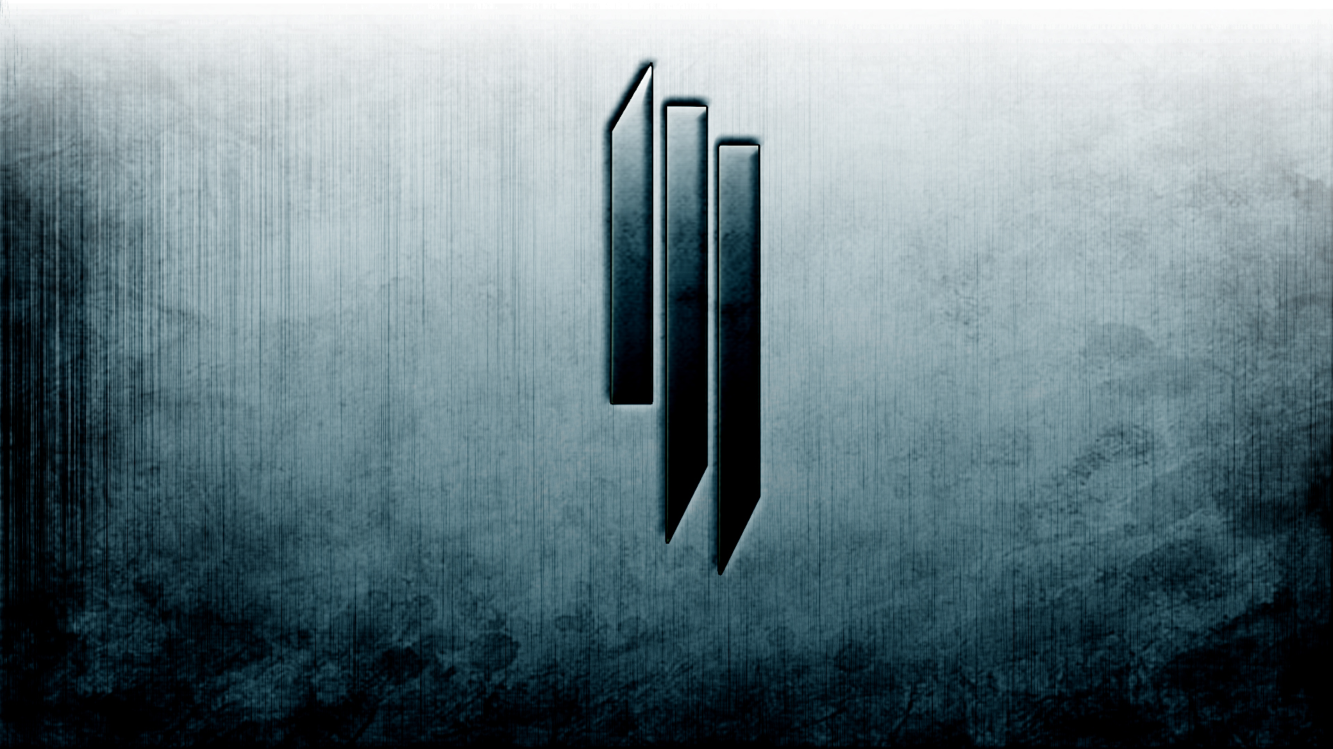 Skrillex Smokey Logo HD Wallpaper