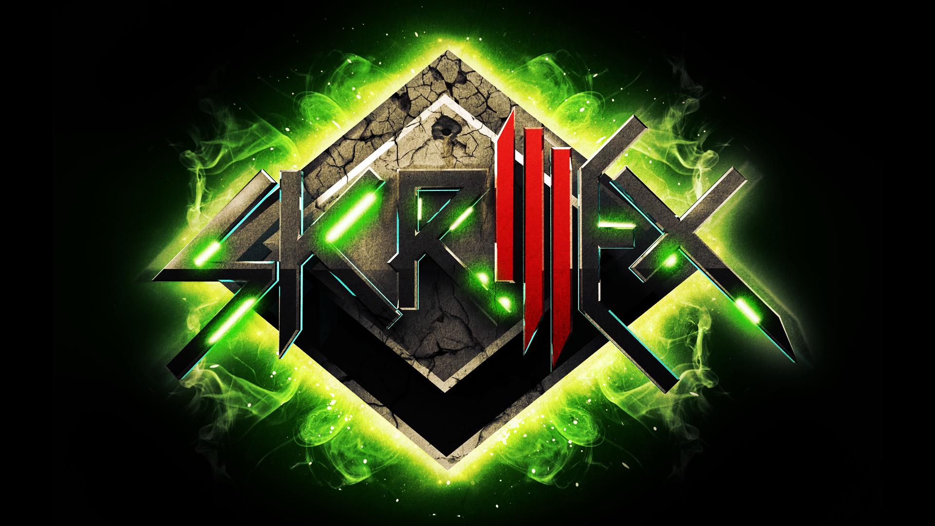 Skrillex Wallpaper V2 by CreatedByAddy