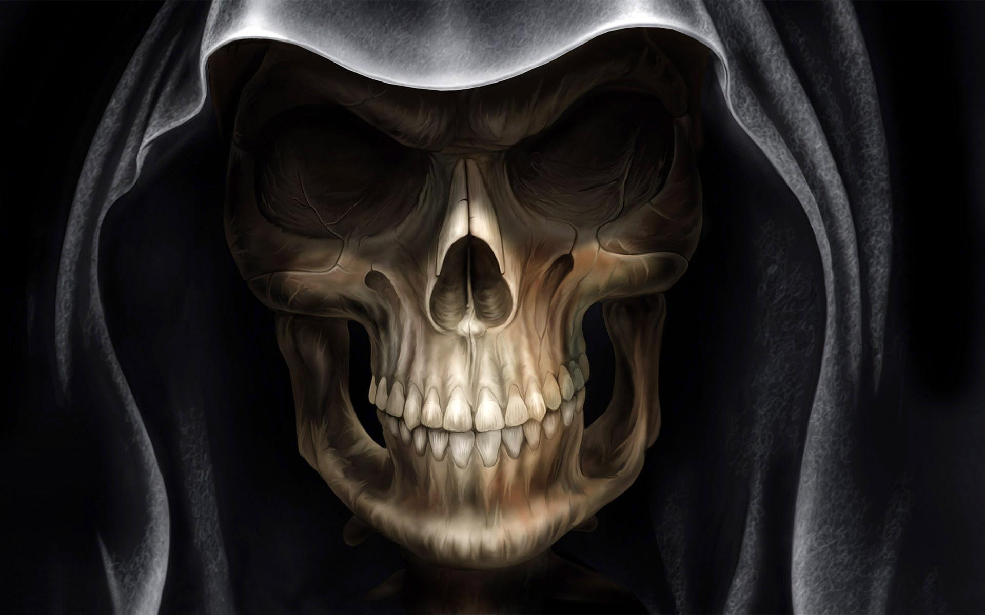 Skull ...