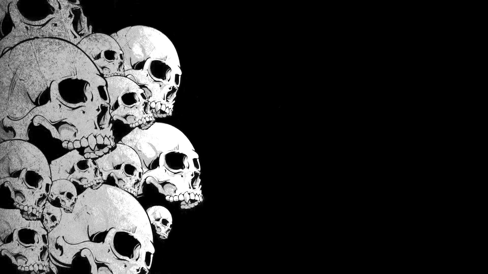 Free Skull Backgrounds