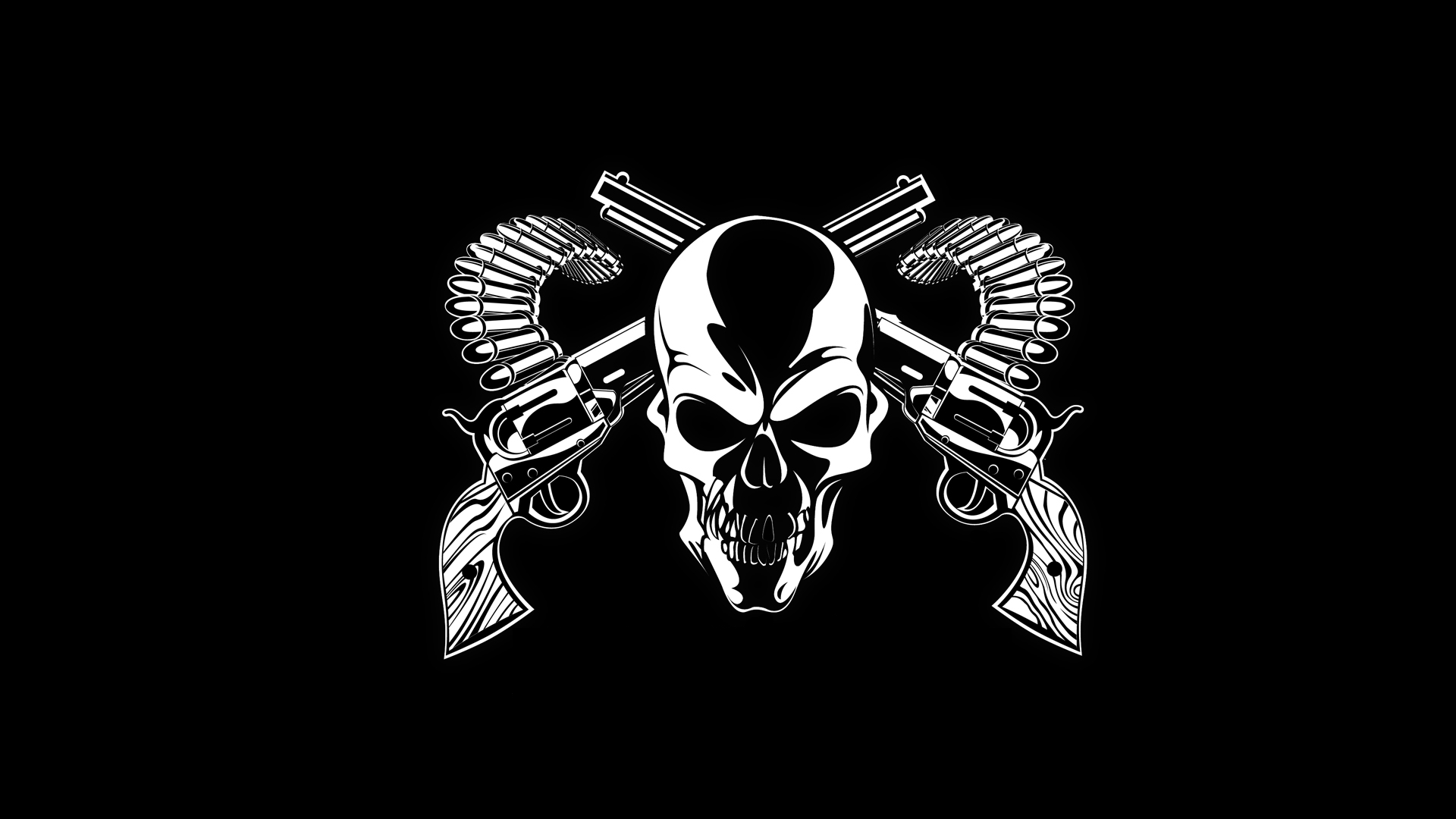 skull backgrounds wallpaper 1920x1080 57112