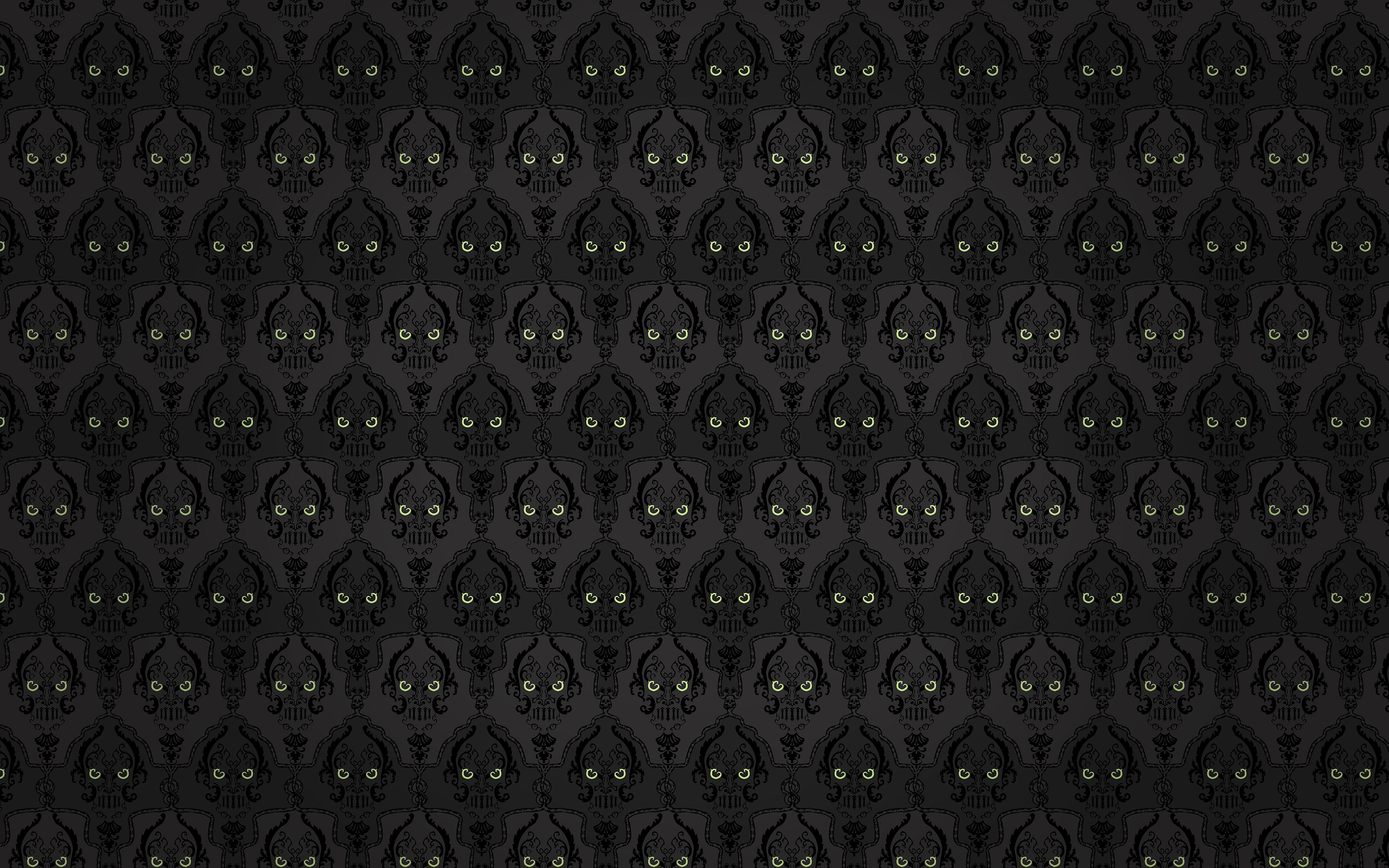 Skull Pattern Wallpaper