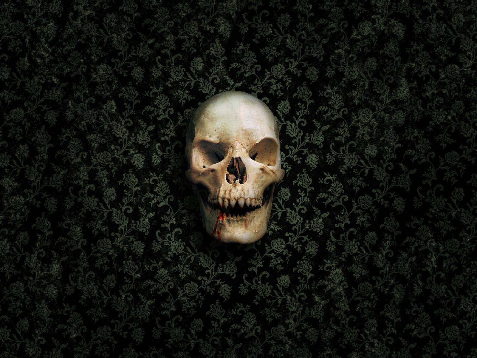 ... Skull Wallpaper ...