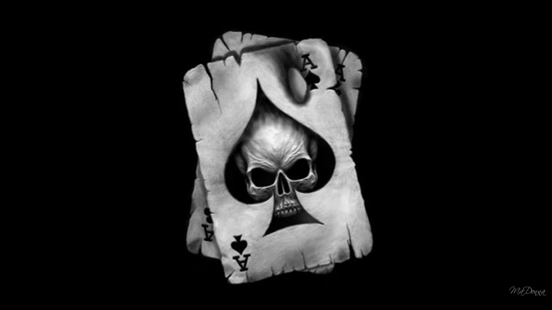 Skull Wallpaper 1920x1080 35628