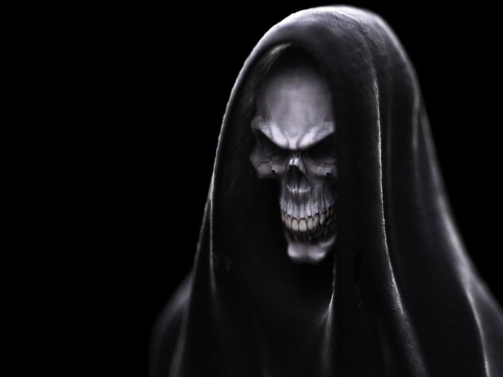 HD Wallpaper | Background ID:7949. 1024x768 Dark Skull