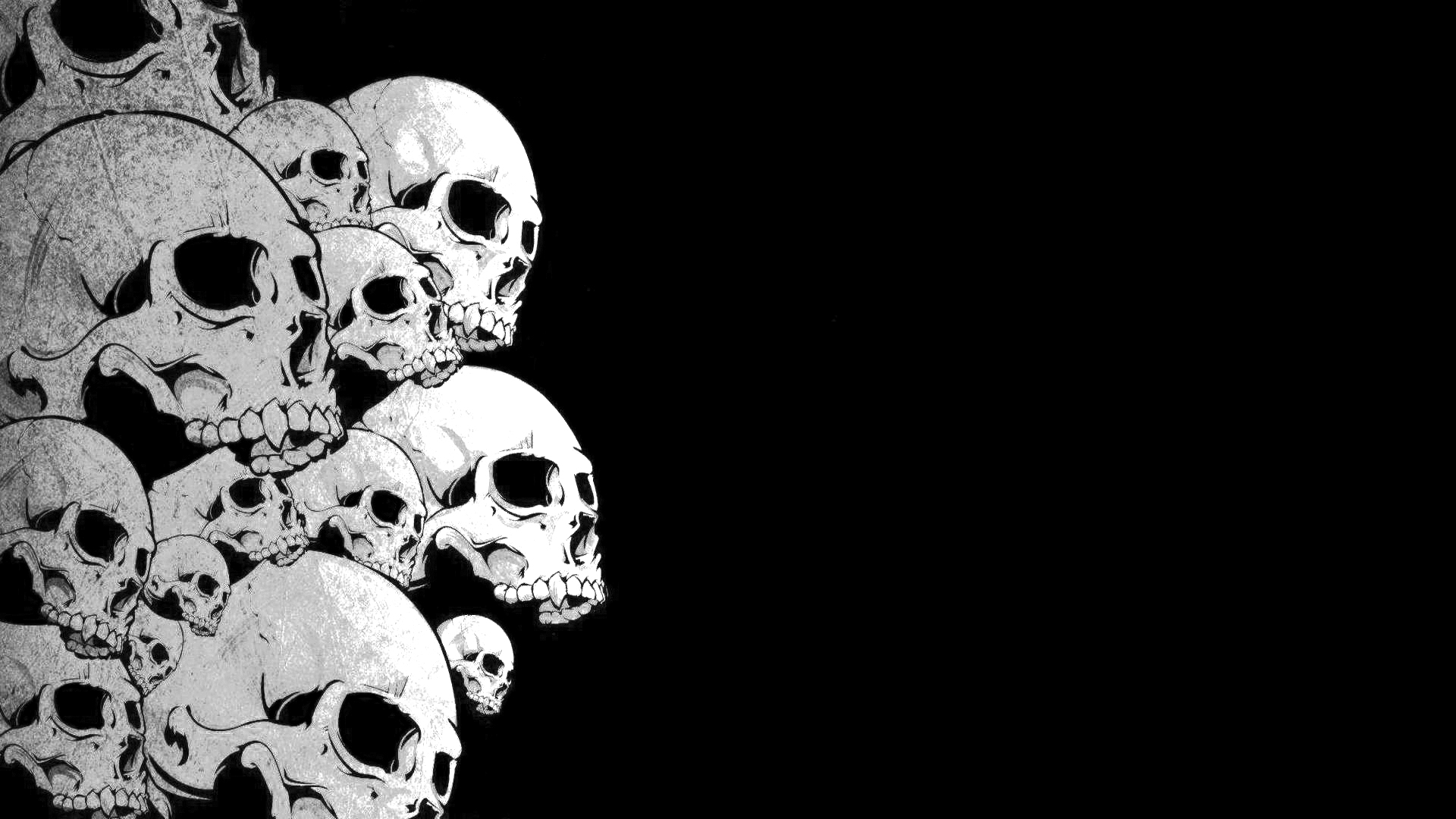 Free Skull Backgrounds