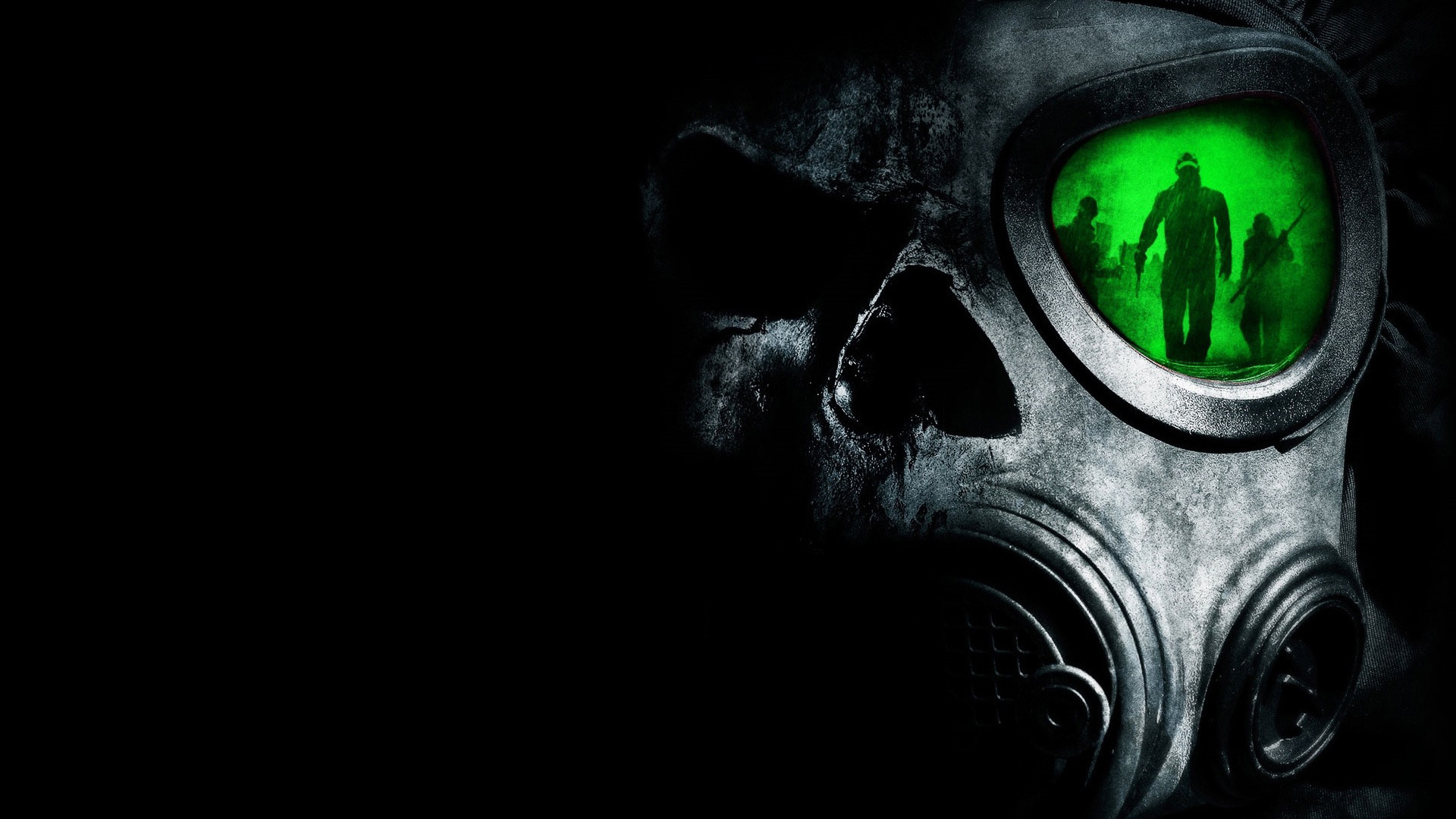 Gas Mask Skull HD Wallpapers