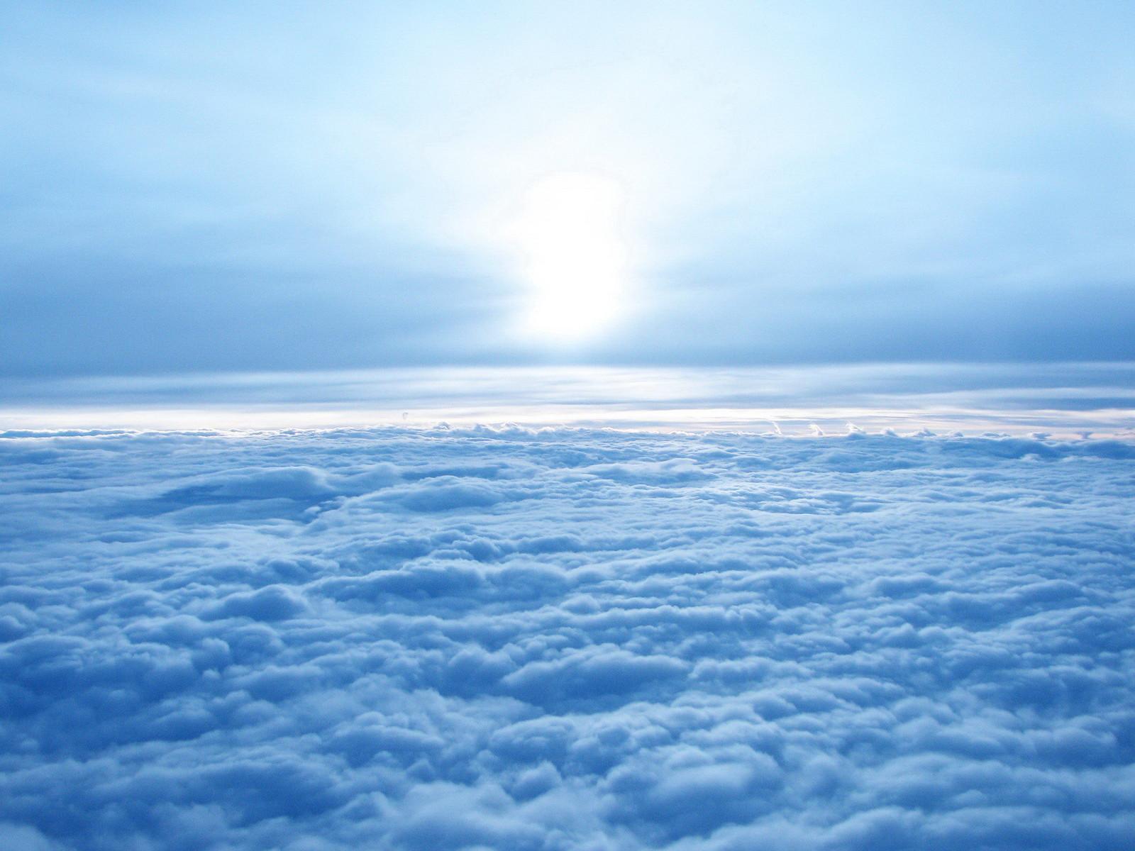 Beautiful Blue Dusk Wallpaper; Beautiful Blue Sky ...