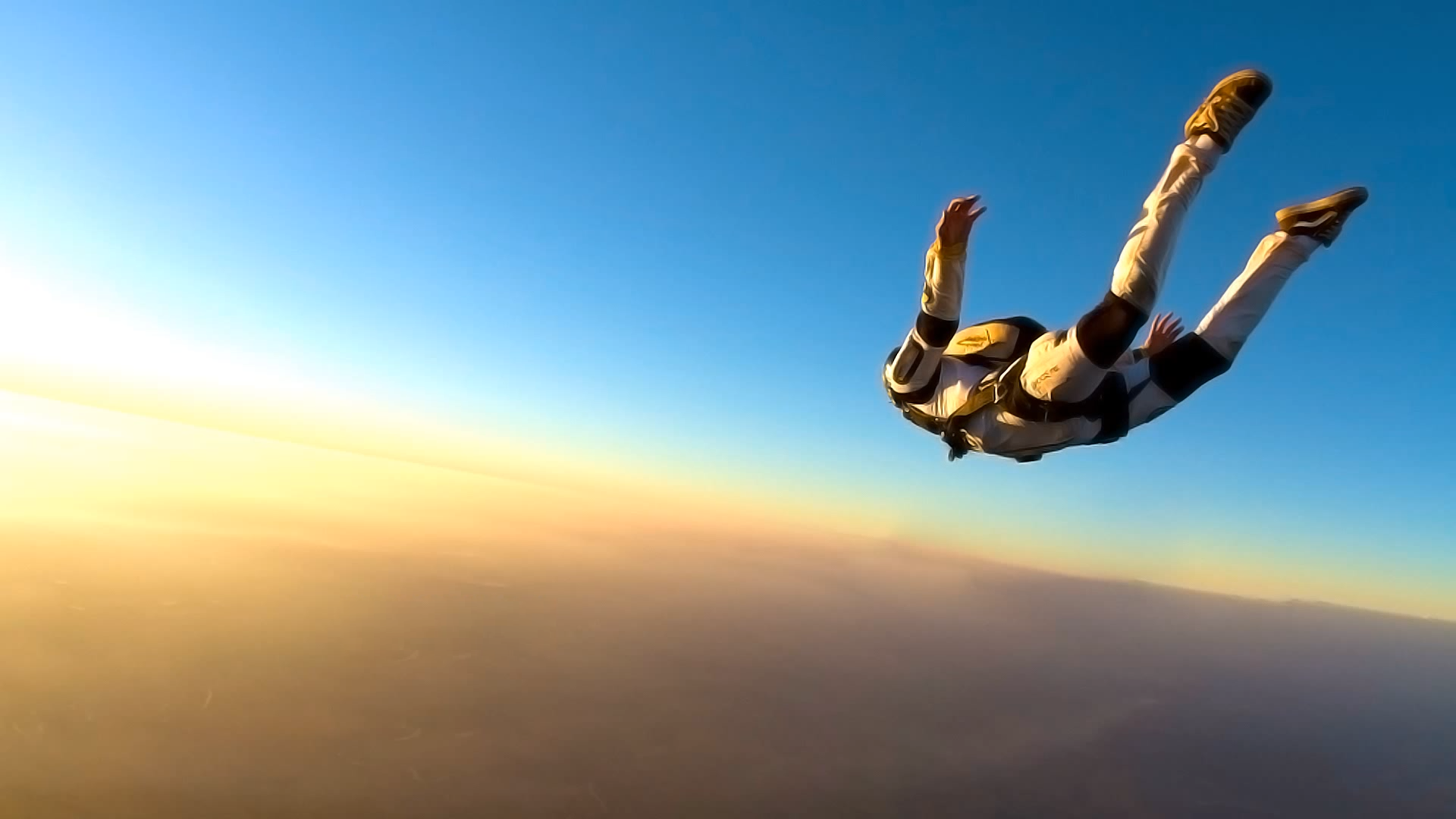 How A Skydiving Trip Changed My Life ...