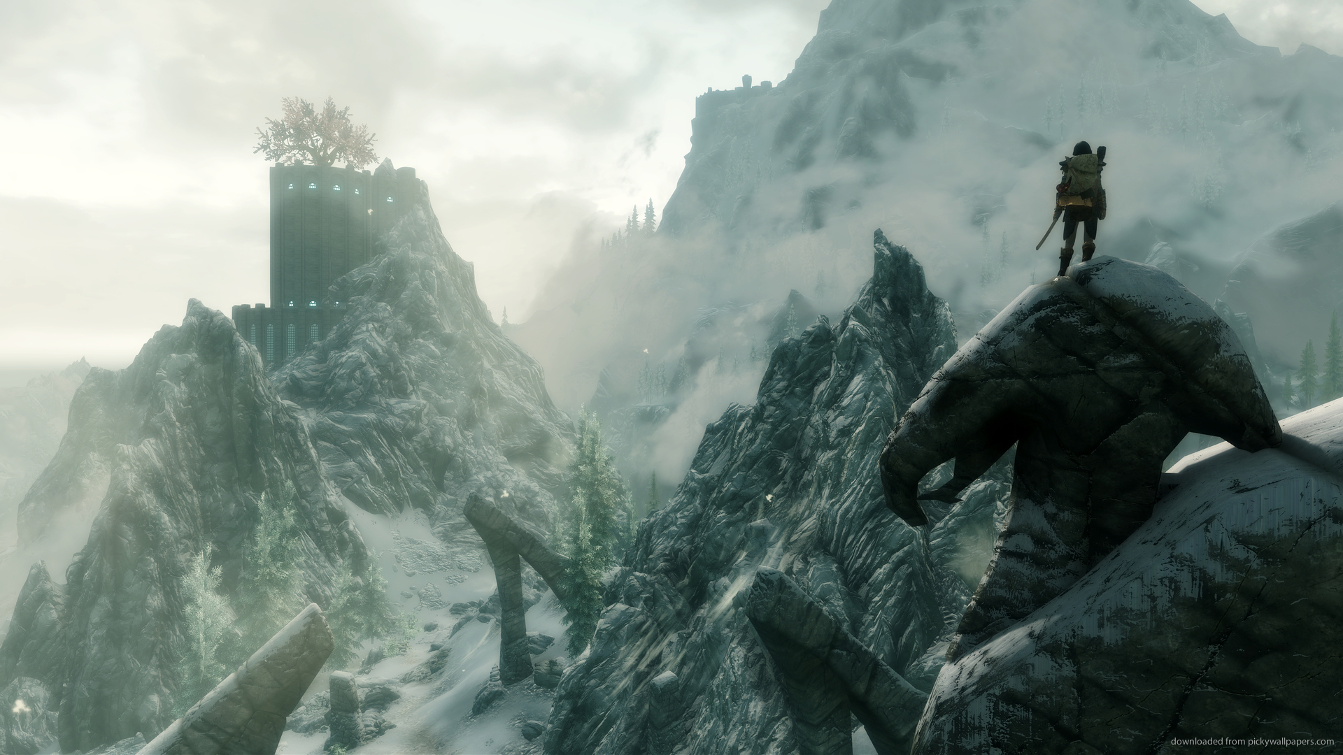 The Solitude of 'Skyrim' Remains The Remedy For An Overly-Connected Age