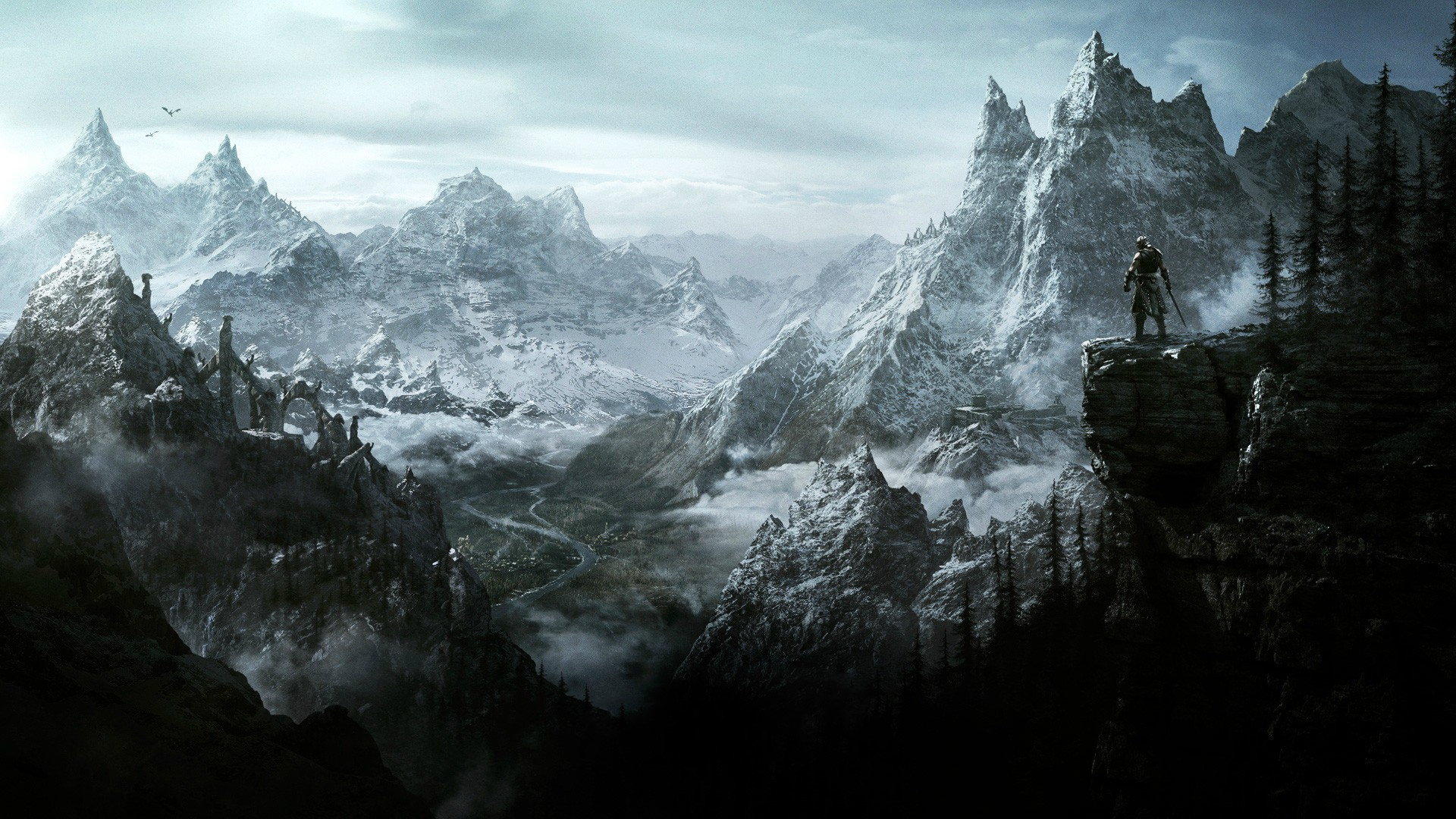 HD Wallpaper | Background ID:423190. 1920x1080 Video Game Skyrim