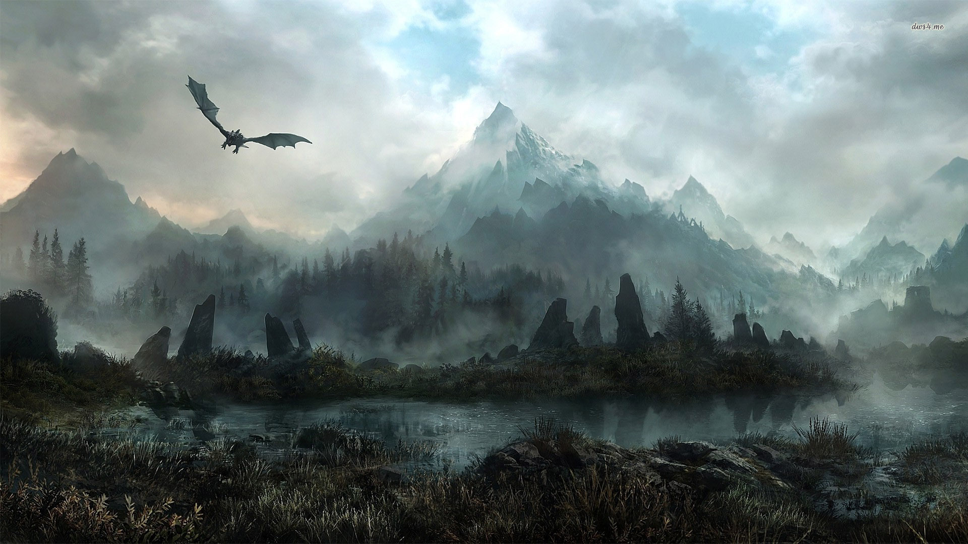 skyrim wallpaper Amazing HD Wallpaper 218 Backgrounds