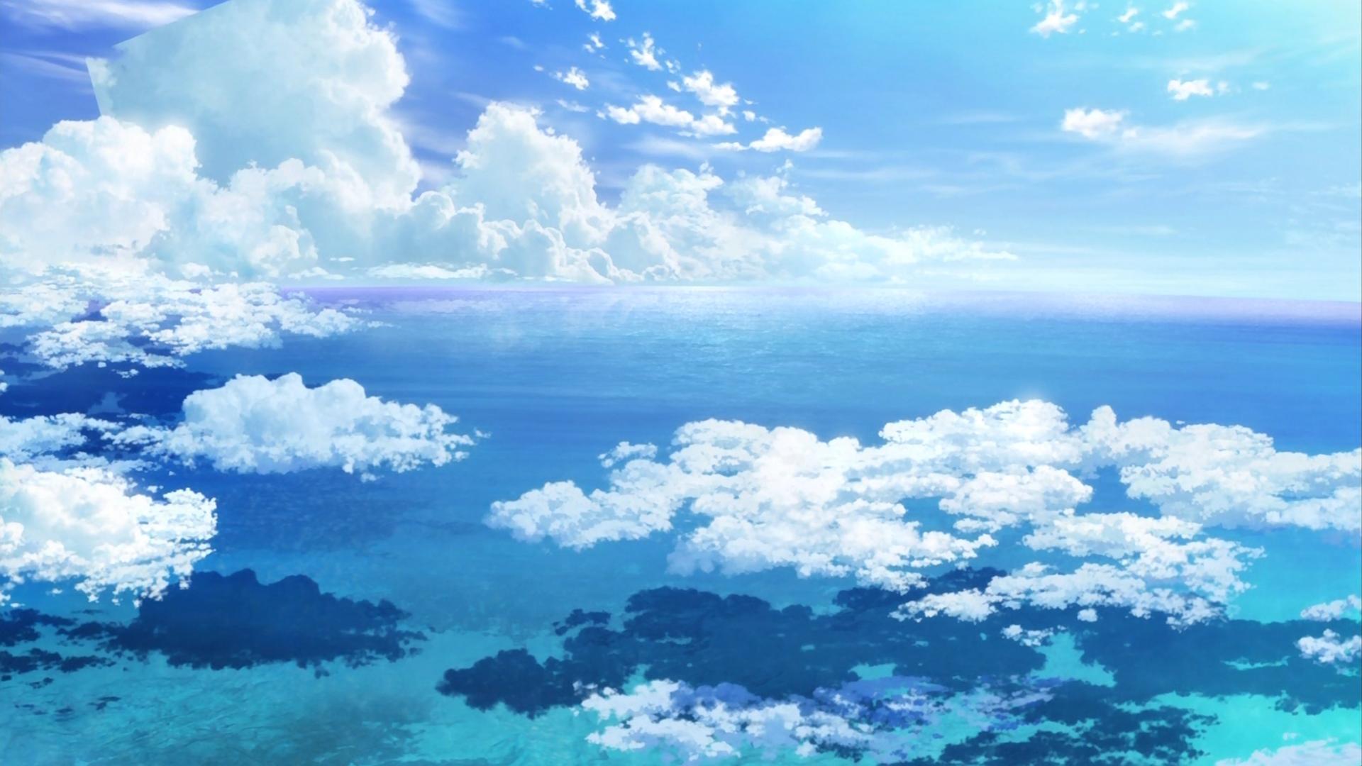 Skyscape Wallpaper