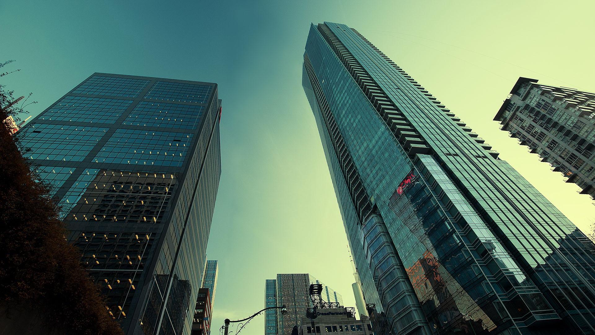 Skyscraper Wallpaper