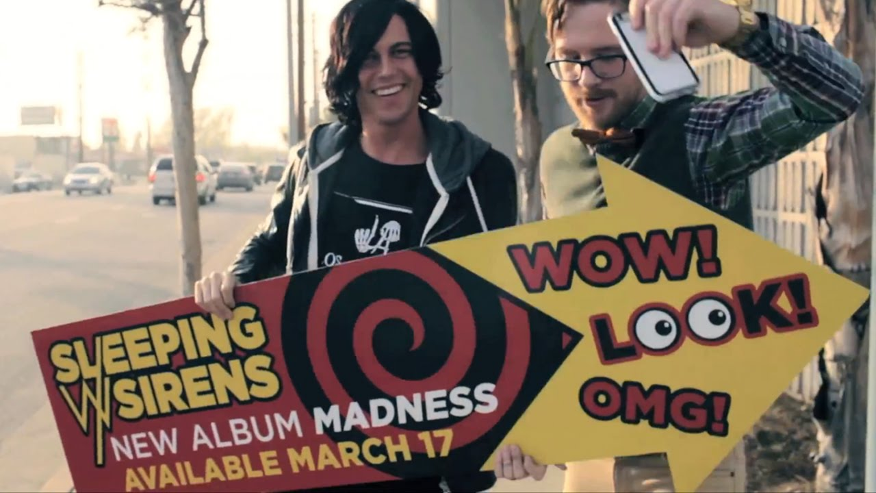 "Sleeping With Sirens - ""Go Go Go"""