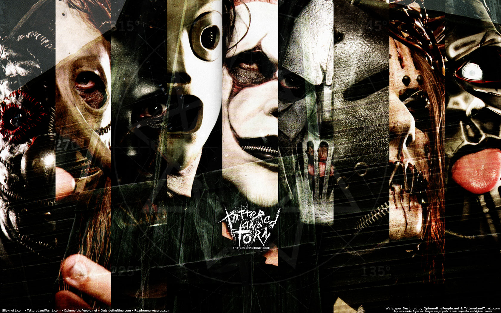 Slipknot wallpaper 1680x1050 2930